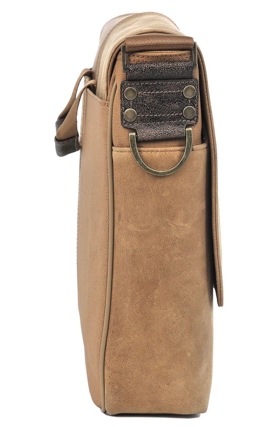 Alternate Image 4  - Boconi 'Leon' Messenger Bag