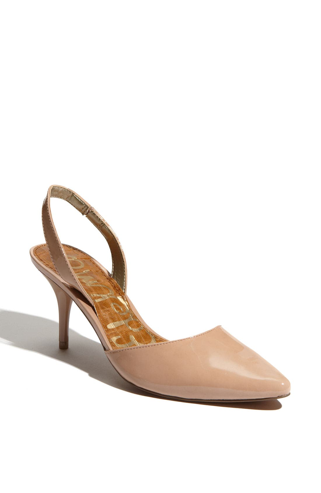 Alternate Image 1 Selected - Sam Edelman 'Orly' Slingback Pump