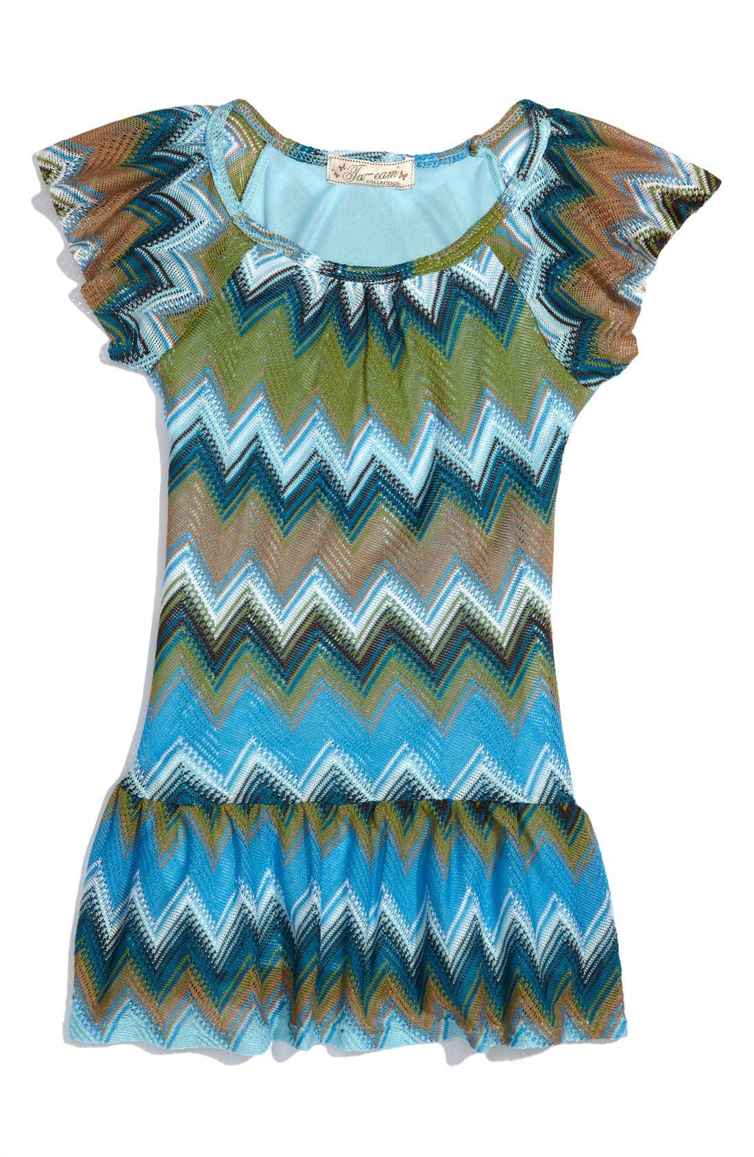 Main Image - TA-EAM Knit Tunic (Toddler)