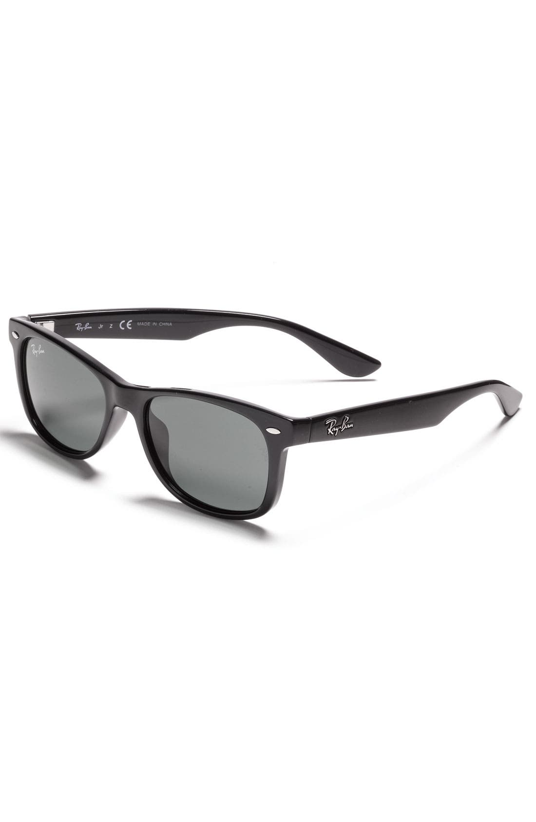 Alternate Image 1 Selected - Ray-Ban Wayfarer 47mm Sunglasses (Big Boys)