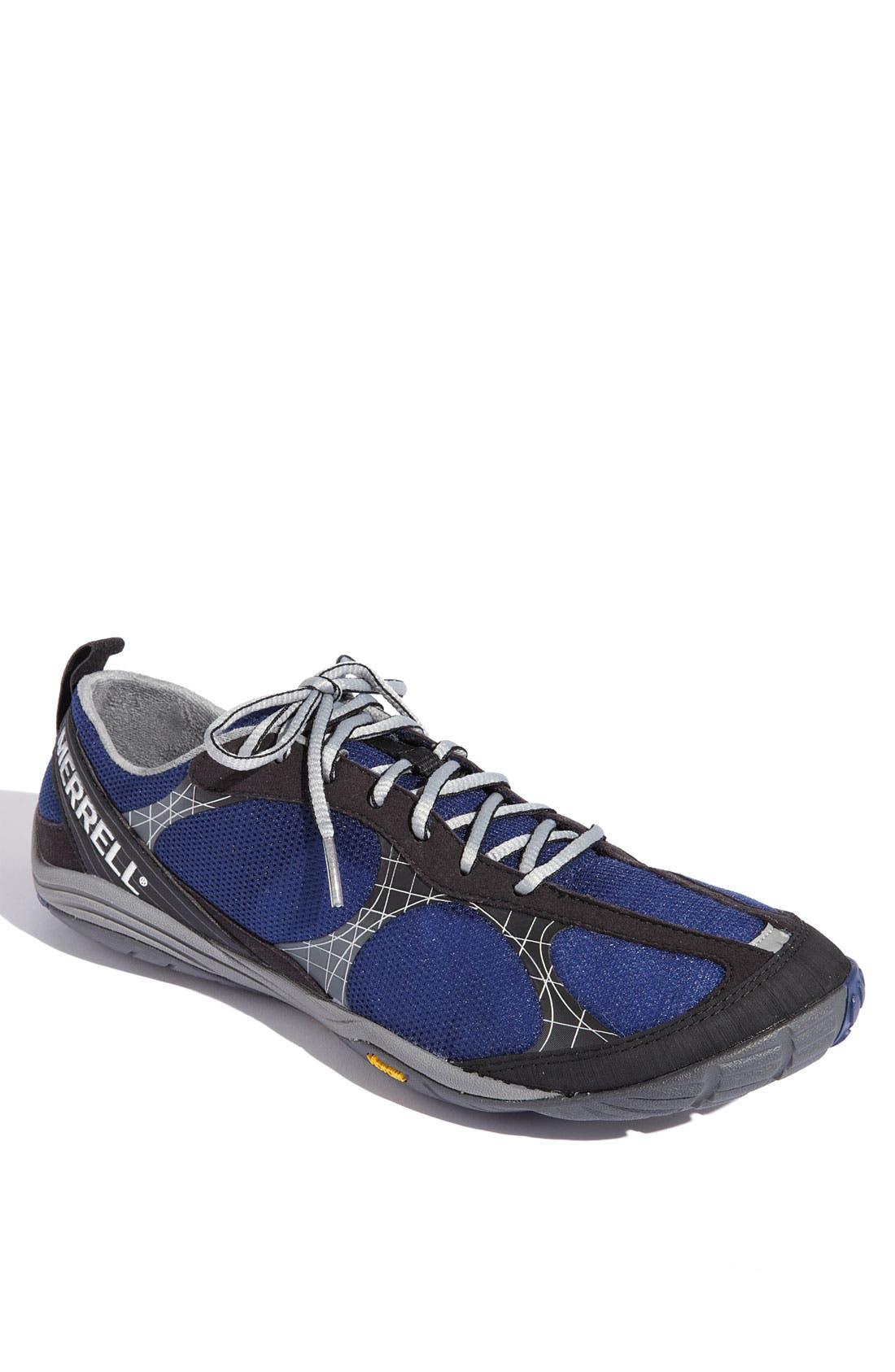 Alternate Image 1 Selected - Merrell 'Road Glove' Running Shoe (Men)