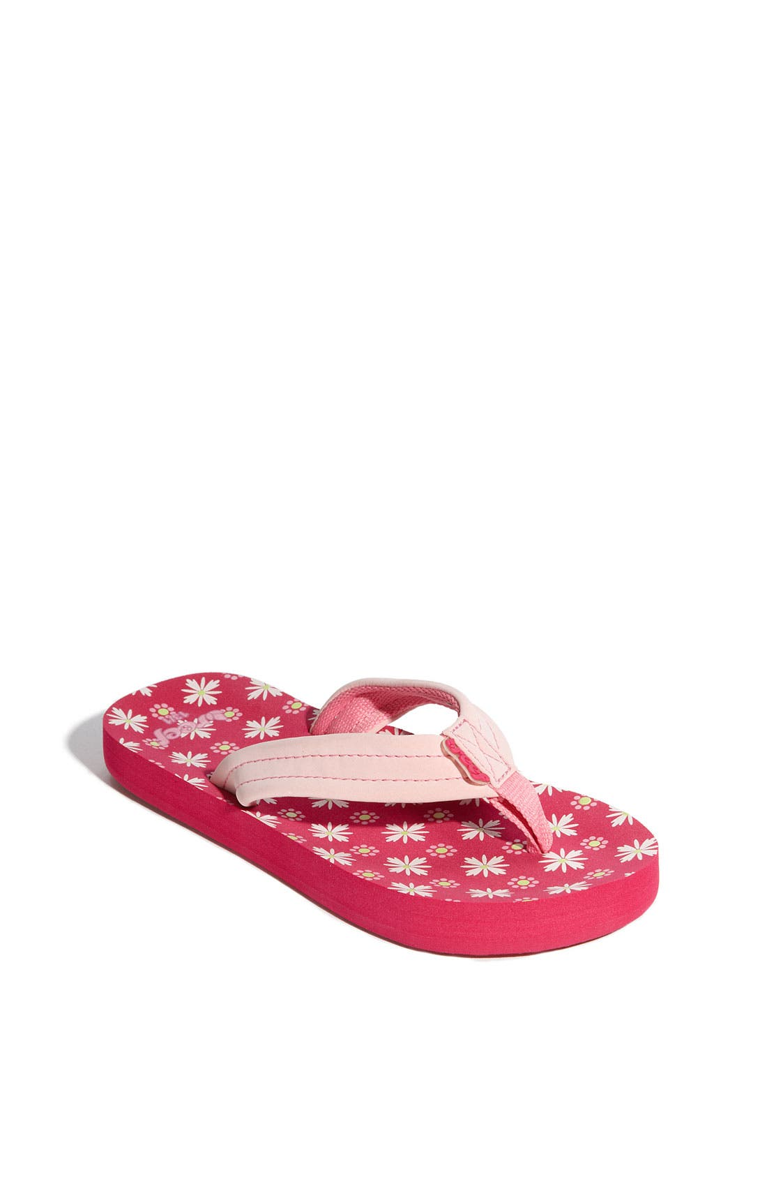 Alternate Image 1 Selected - Reef 'Little Ahi' Sandal (Walker, Toddler, Little Kid & Big Kid)