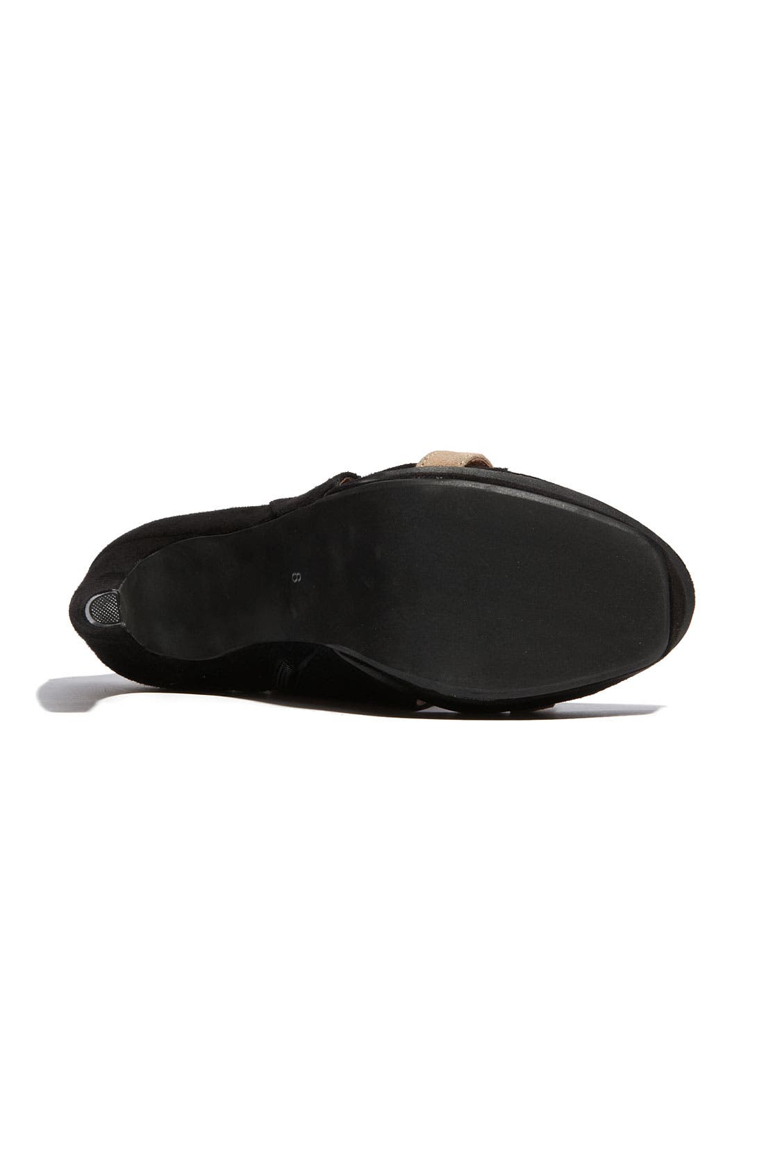Alternate Image 4  - Jeffrey Campbell 'Nite Hi' Bootie Sandal