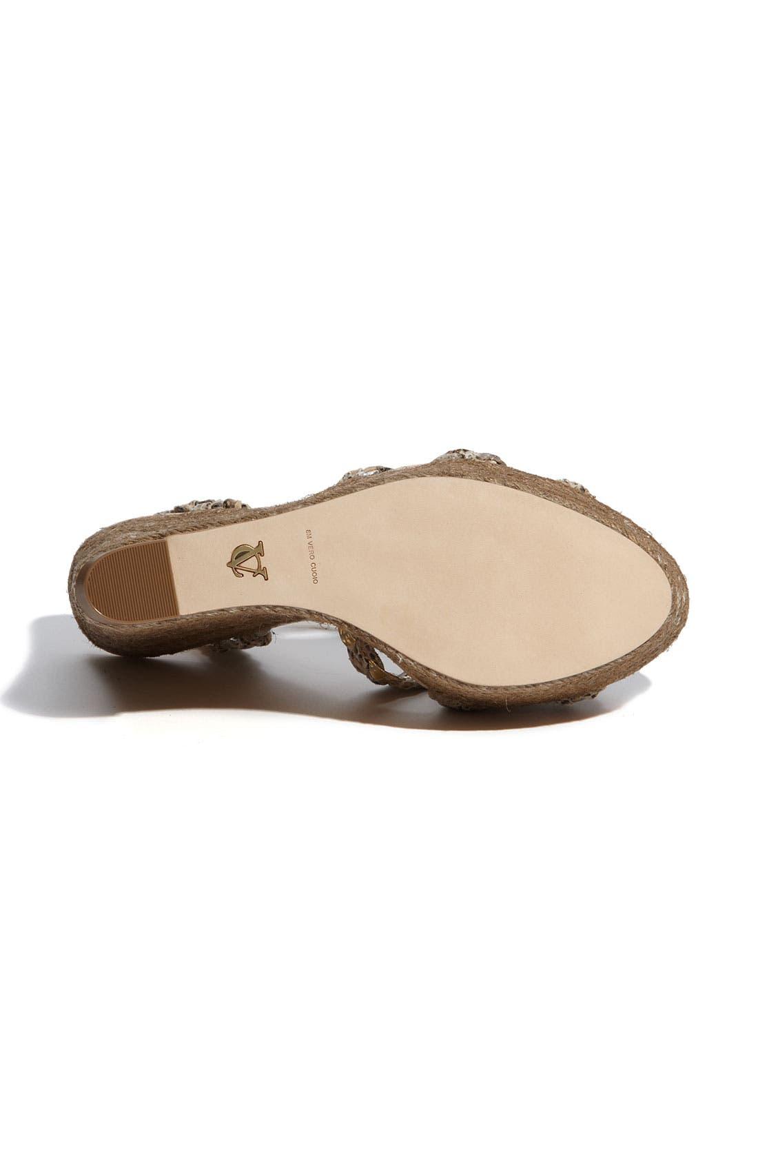 Alternate Image 4  - VC Signature 'Naomi' Sandal