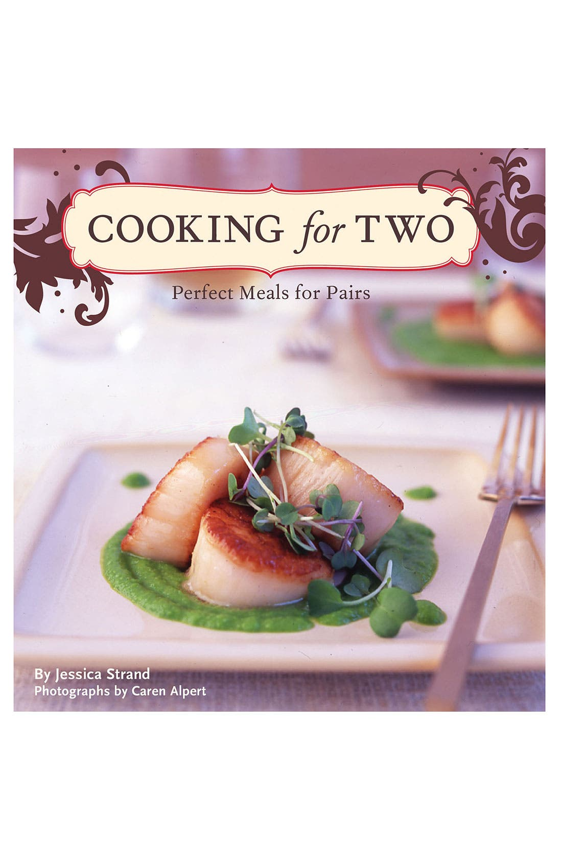 Alternate Image 1 Selected - Jessica Strand 'Cooking for Two' Cookbook