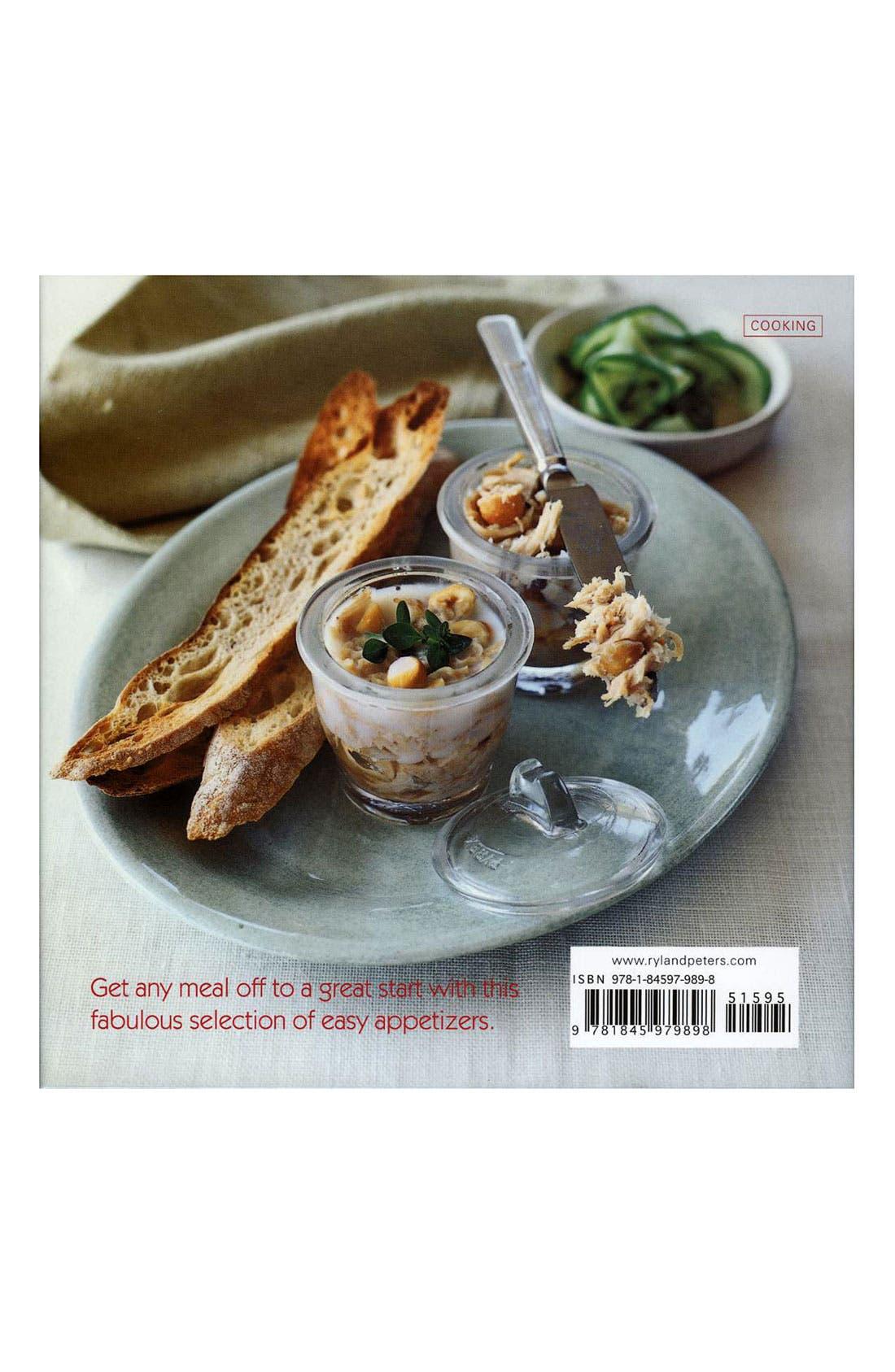 Alternate Image 2  - 'Simple Appetizers' Cookbook
