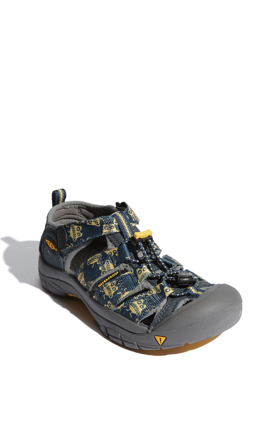 Alternate Image 1 Selected - Keen 'Newport H2' Waterproof Sandal (Toddler, Little Kid & Big Kid)
