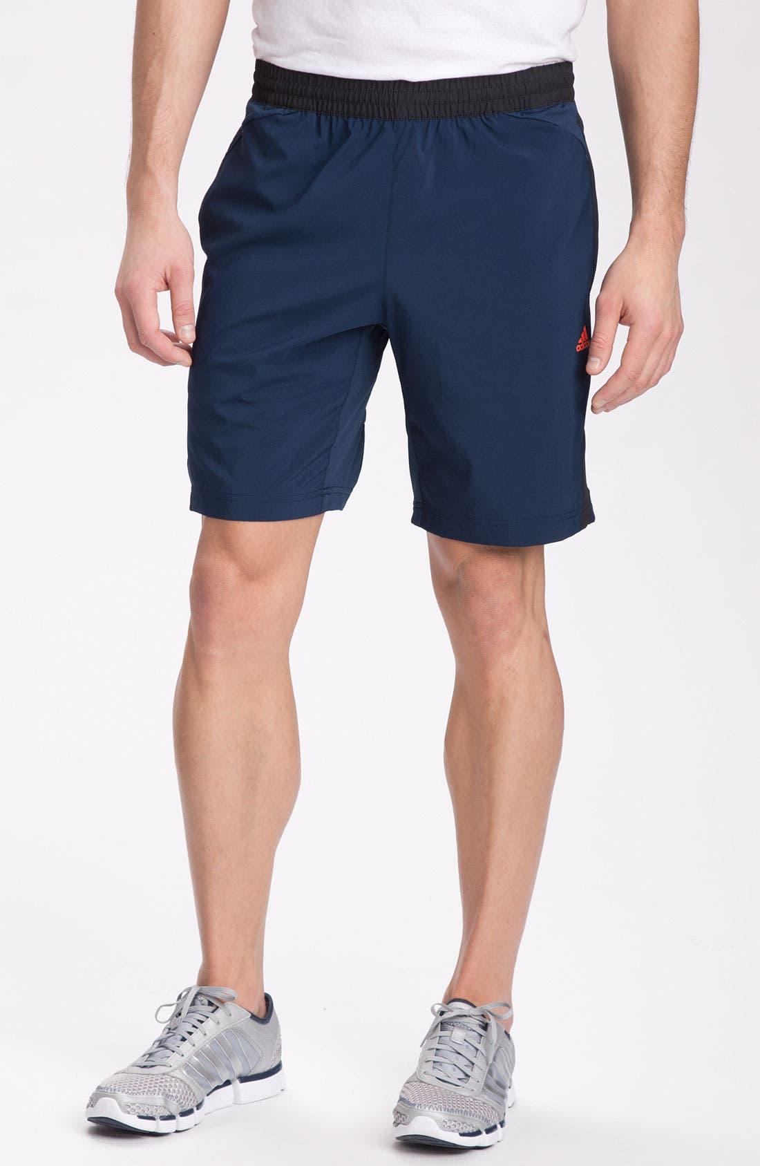 Alternate Image 1 Selected - adidas 'CLIMA365' Knit Shorts