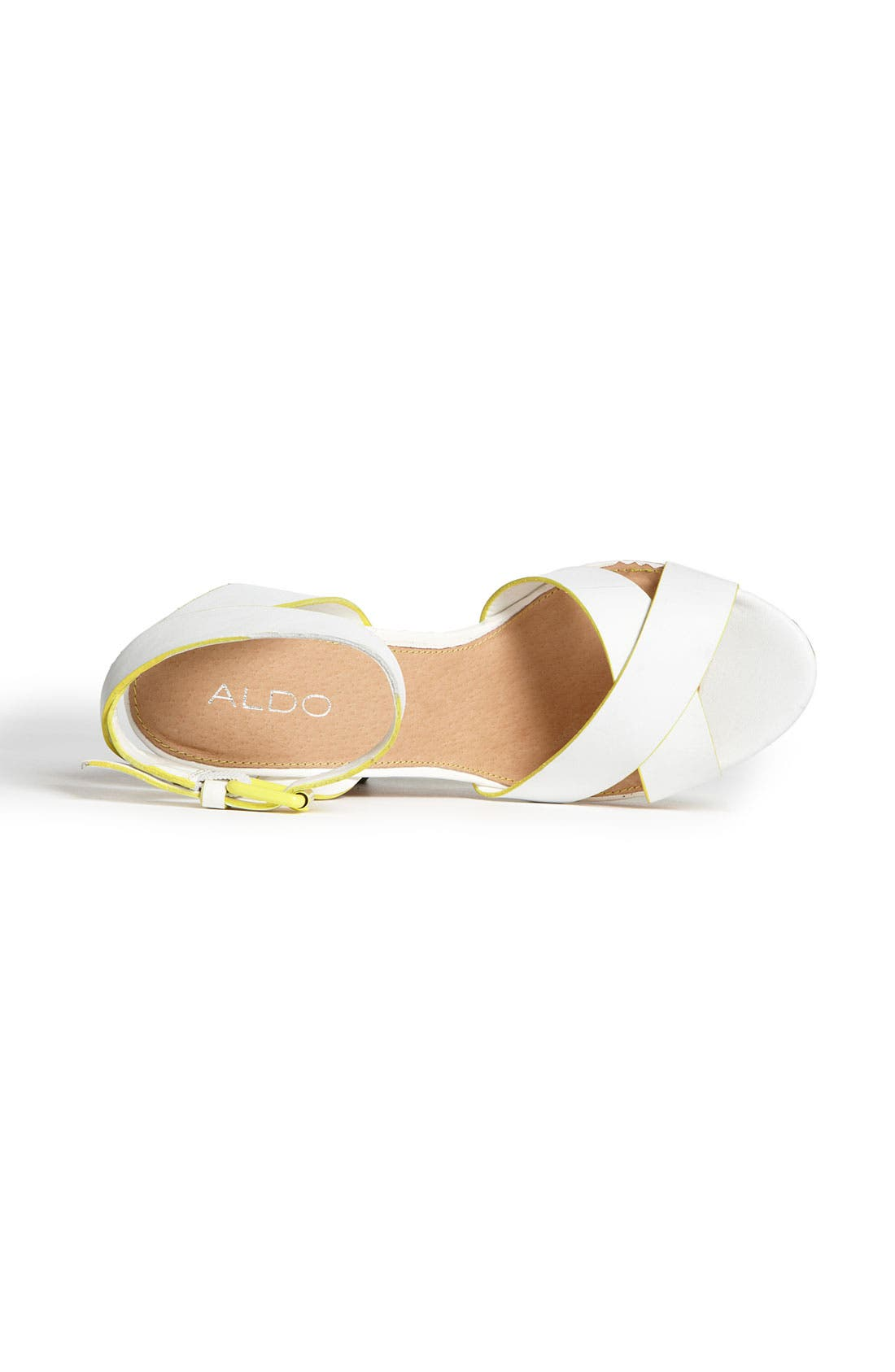 Alternate Image 3  - ALDO 'Brimfield' Wedge Sandal