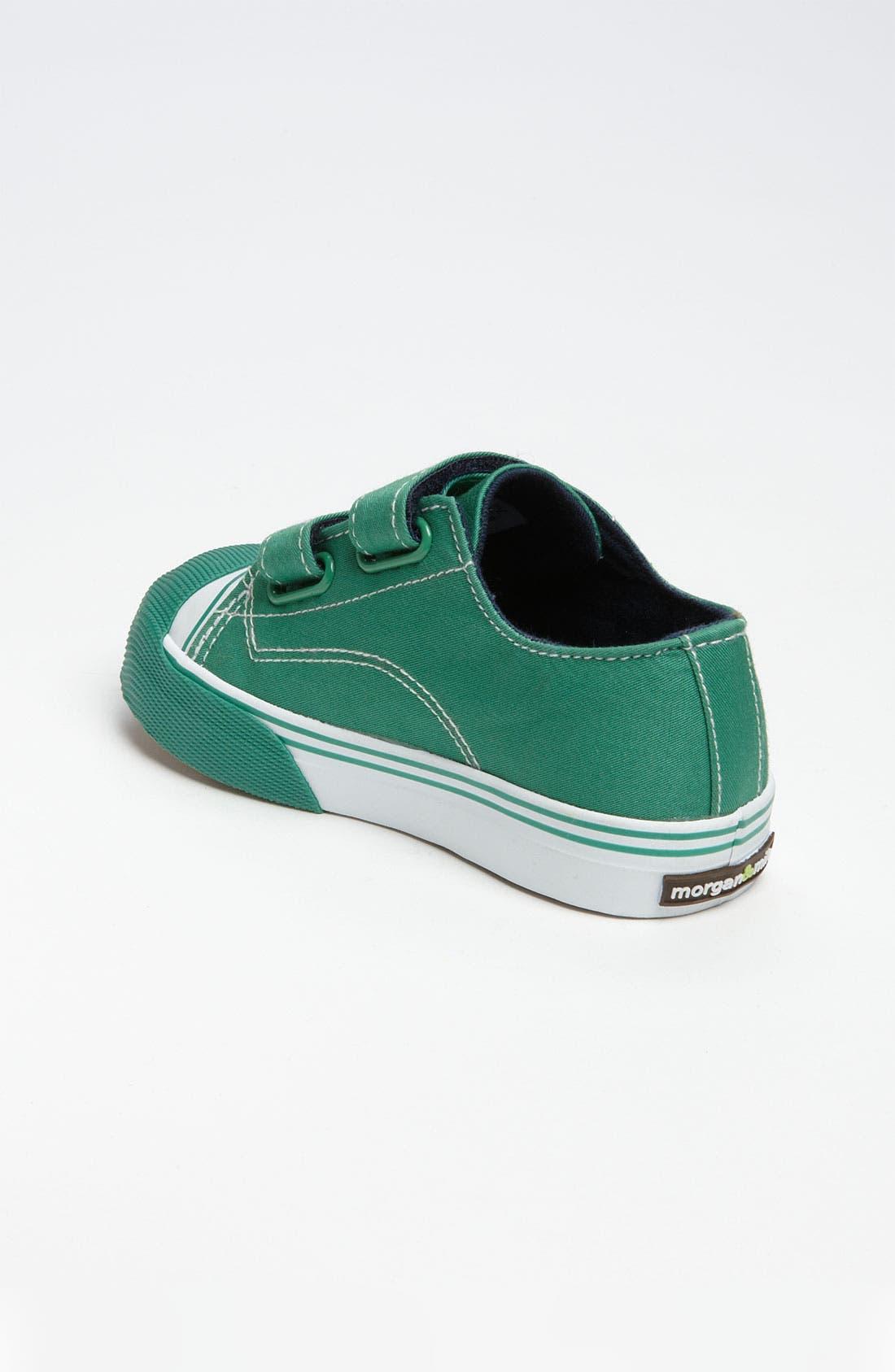 Alternate Image 2  - Morgan & Milo 'Avery II' Sneaker (Walker & Toddler)