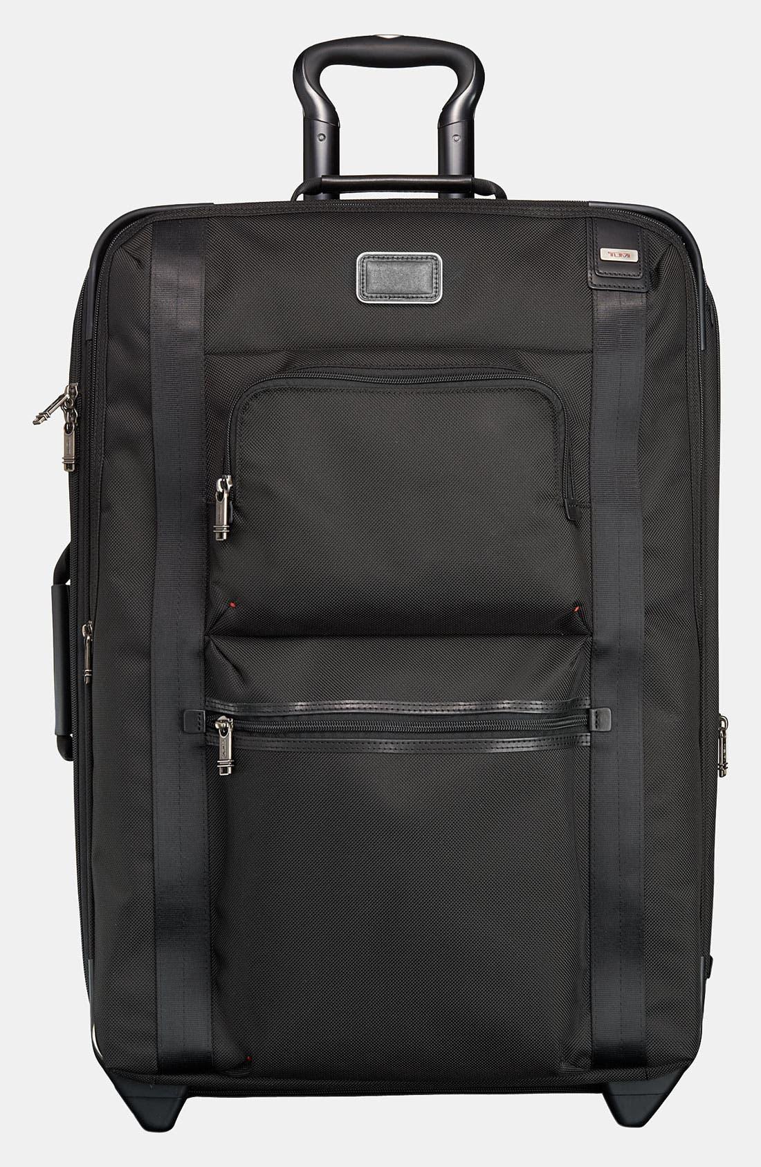 Main Image - Tumi 'Alpha Bravo Vance' Checked Packing Case