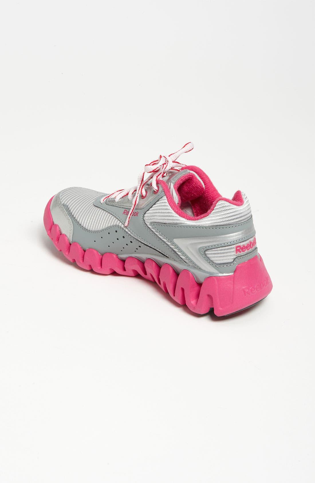 Alternate Image 2  - Reebok 'ZigActivate' Running Shoe (Little Kid & Big Kid)