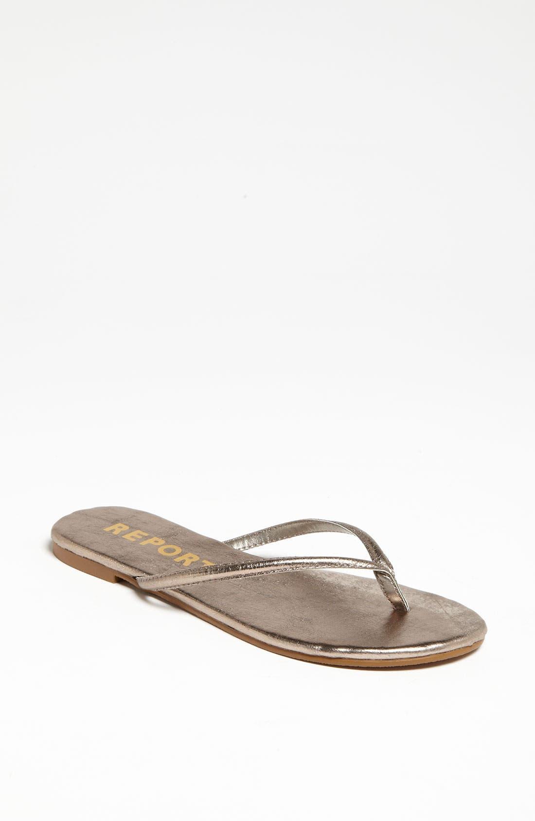 Alternate Image 1 Selected - REPORT 'Aleta' Sandal
