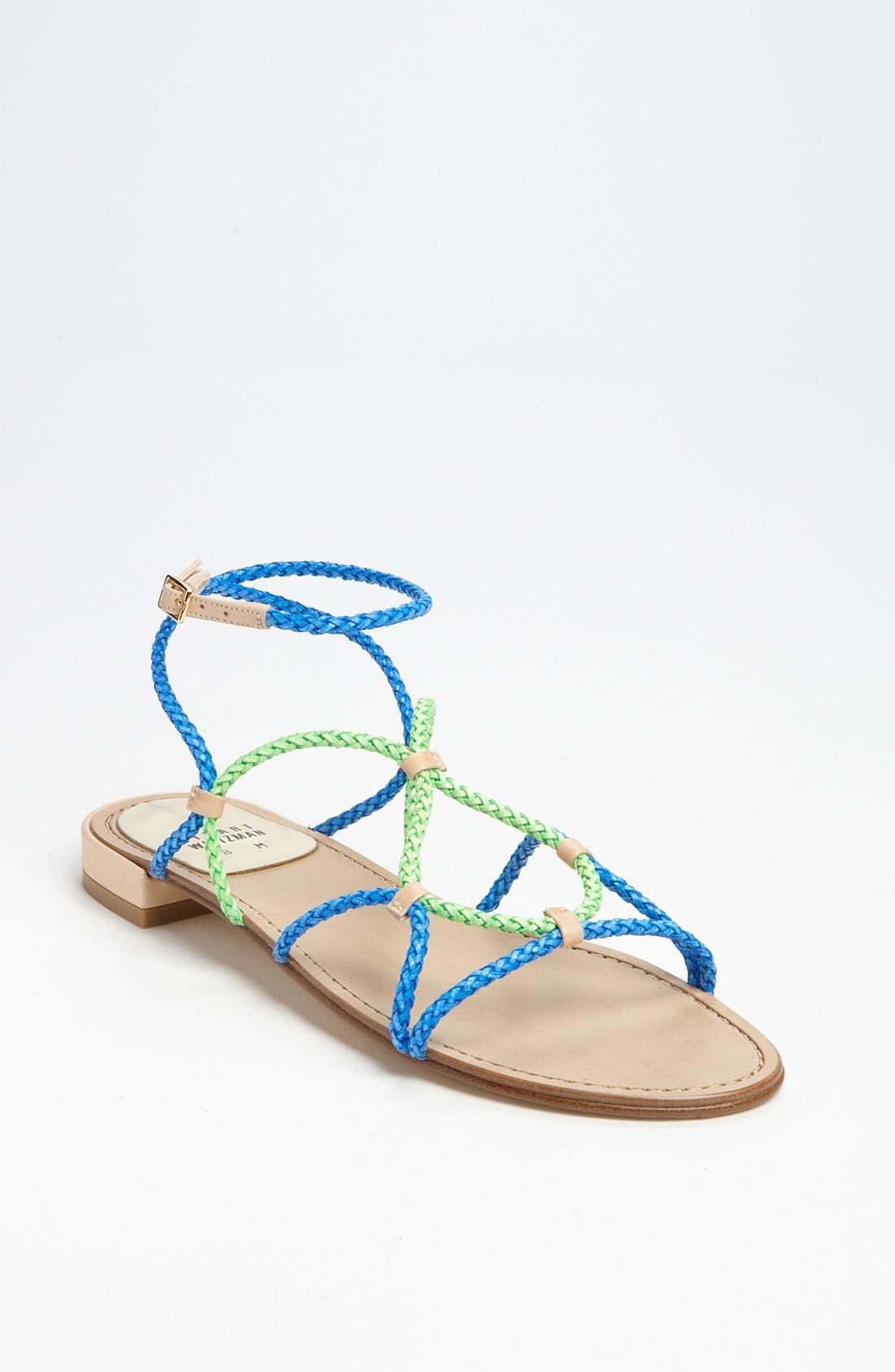 Main Image - Stuart Weitzman 'Cordy' Sandal