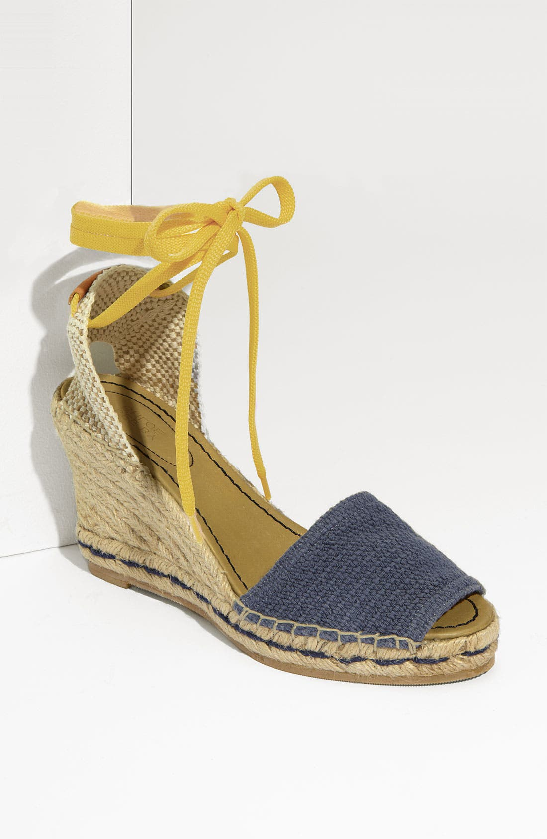 Alternate Image 1 Selected - See by Chloé Ankle Tie Espadrille