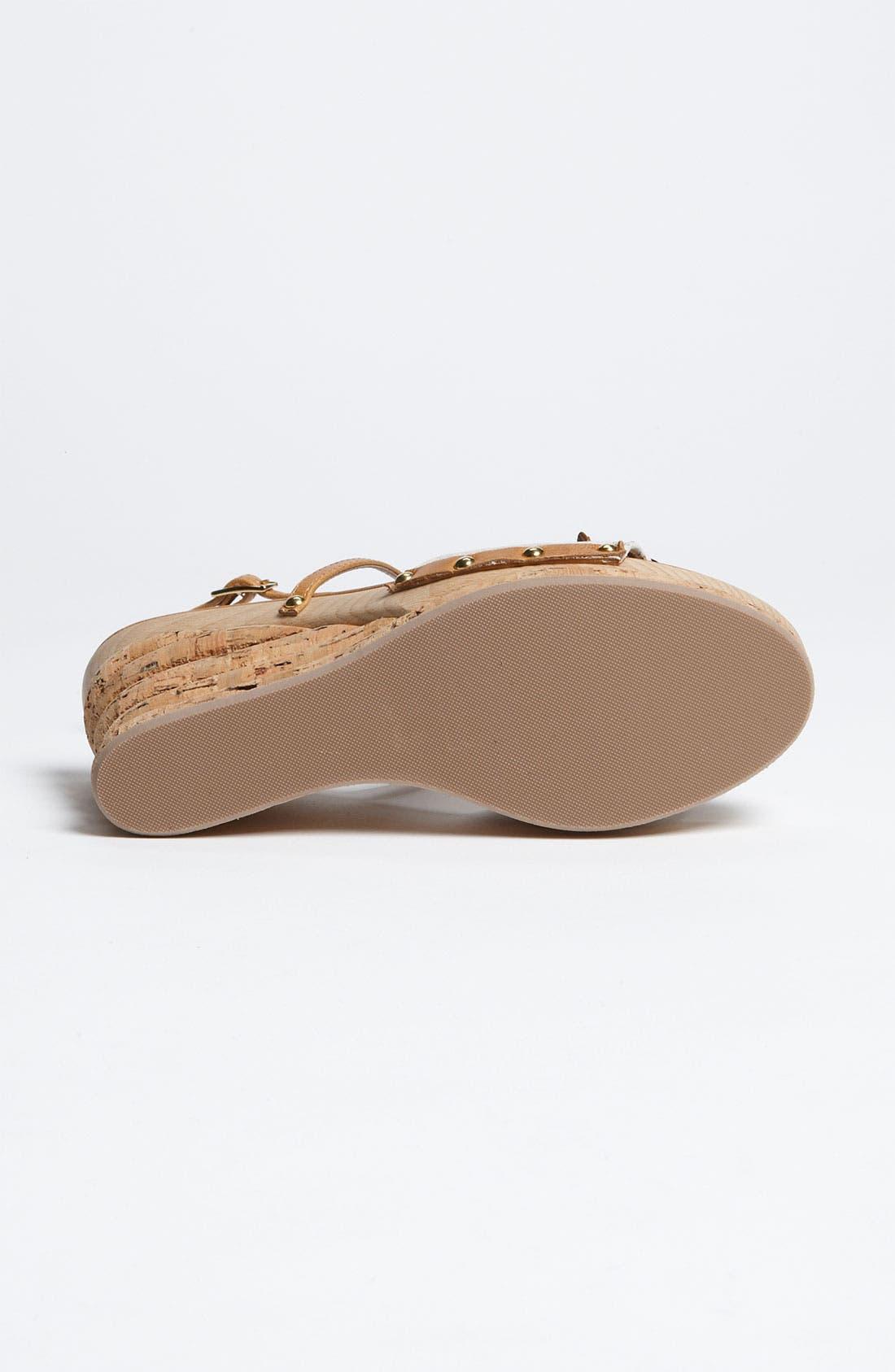 Alternate Image 4  - Nelly Venturi '305 Mod' Sandal