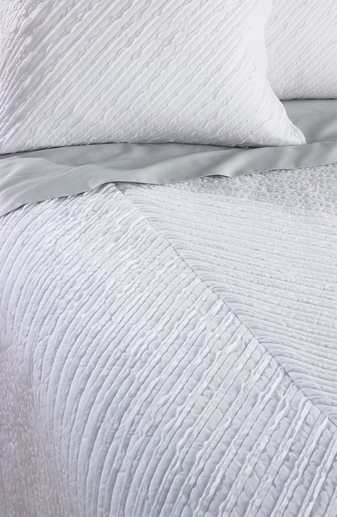 Main Image - Nordstrom at Home Strip Cut Coverlet