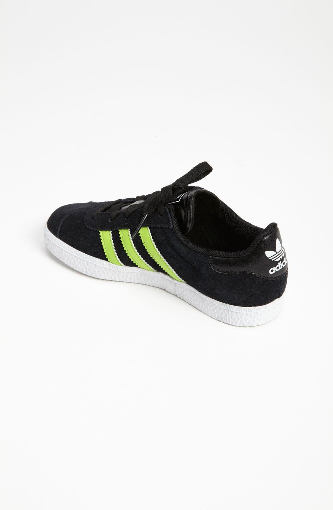 Alternate Image 2  - adidas 'Gazelle' Sneaker (Toddler, Little Kid & Big Kid)