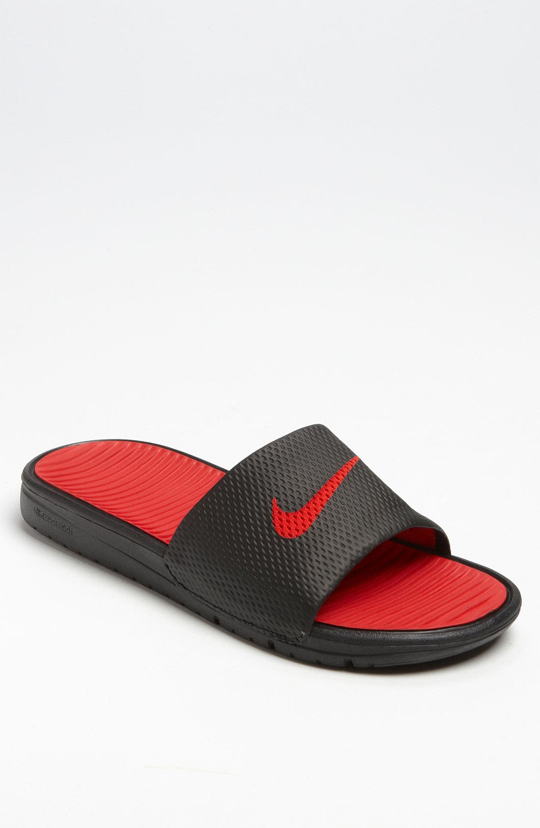 Alternate Image 1 Selected - Nike 'Benassi Solarsoft' Slide