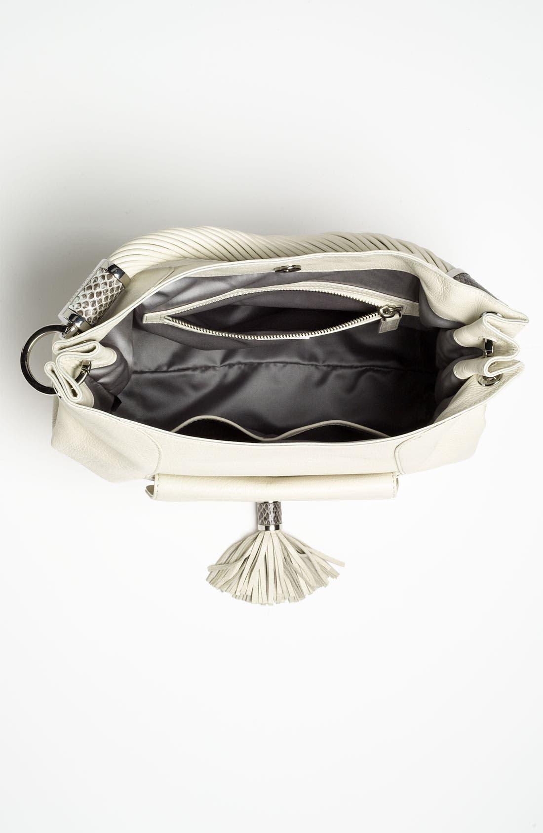 Alternate Image 3  - Michael Kors 'Tonne' Leather Shoulder Bag