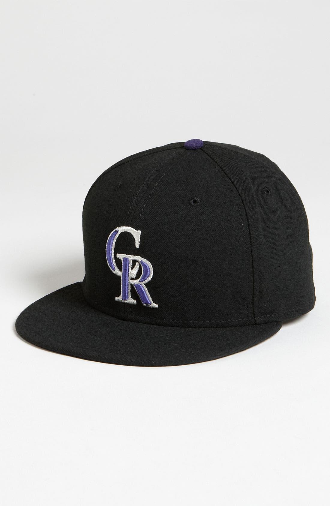 Alternate Image 1 Selected - New Era Cap 'Colorado Rockies' Baseball Cap
