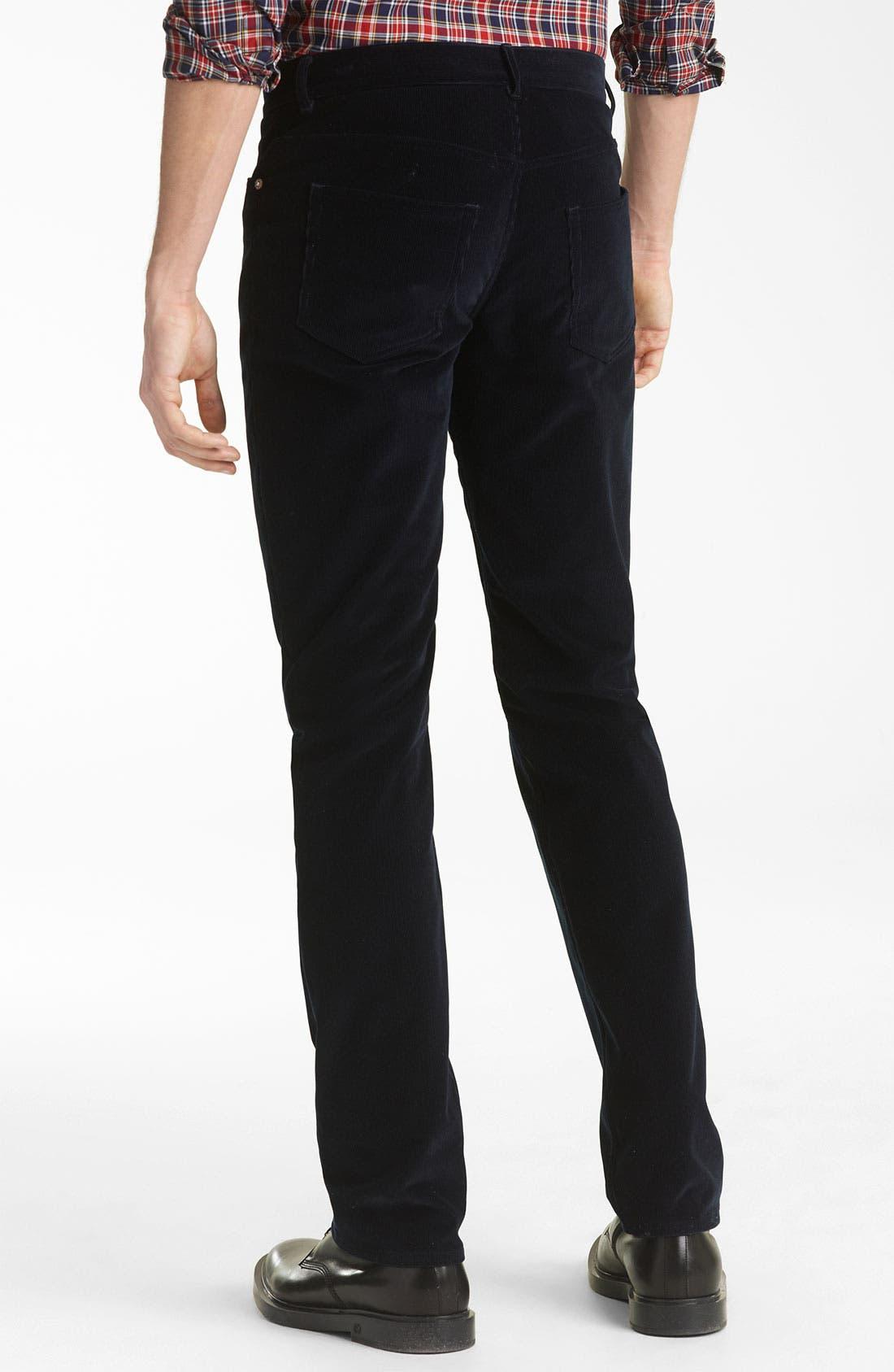 Alternate Image 2  - A.P.C. Corduroy Pants