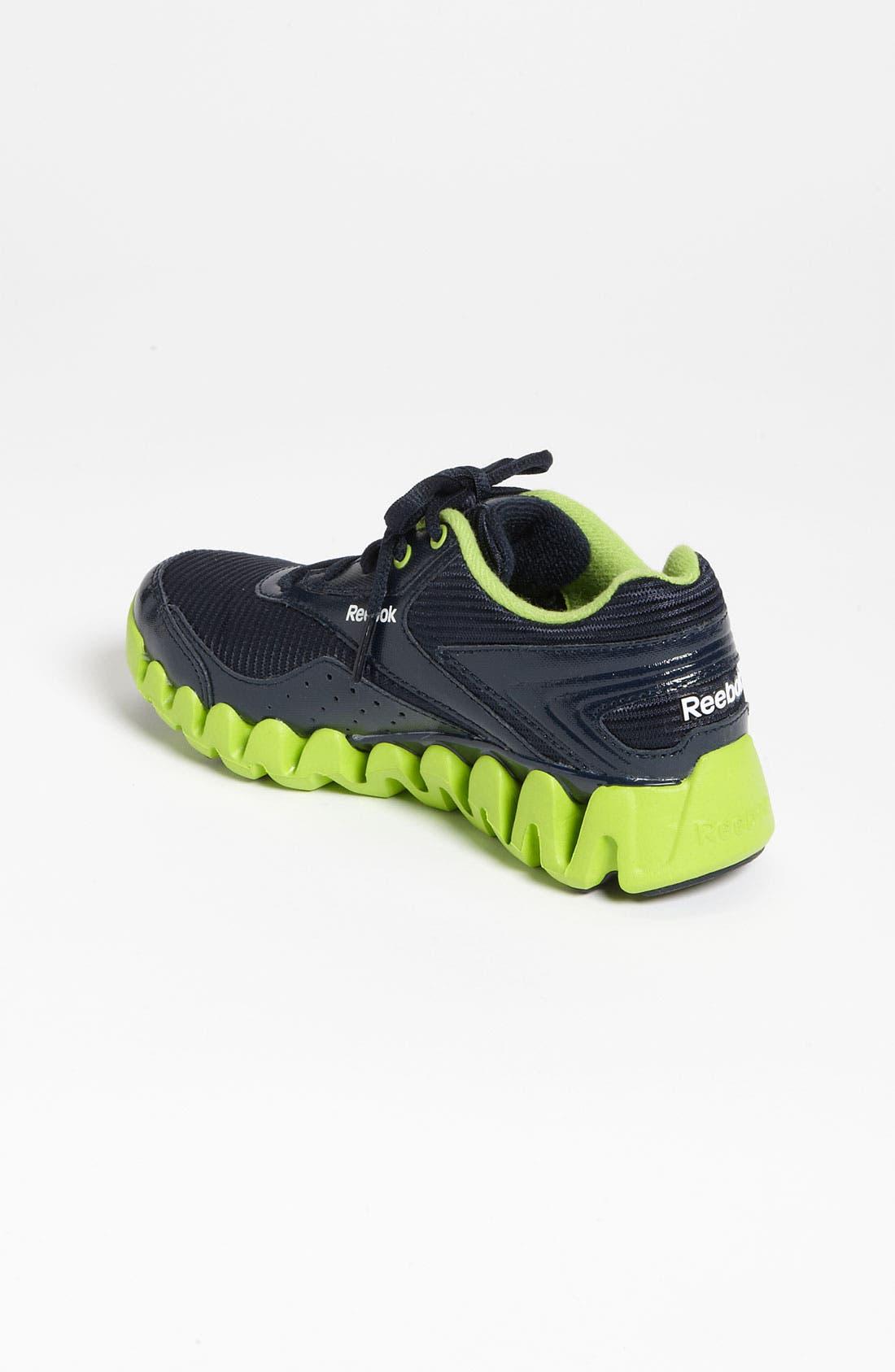 Alternate Image 2  - Reebok 'ZigActivate' Running Shoe (Toddler, Little Kid & Big Kid)