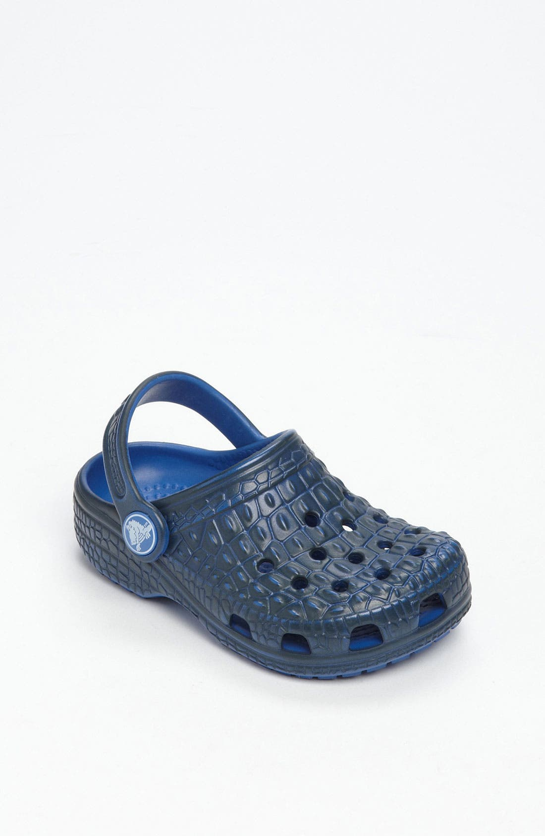Alternate Image 1 Selected - CROCS™ 'Crocskin' Slip-On (Walker, Toddler & Little Kid)