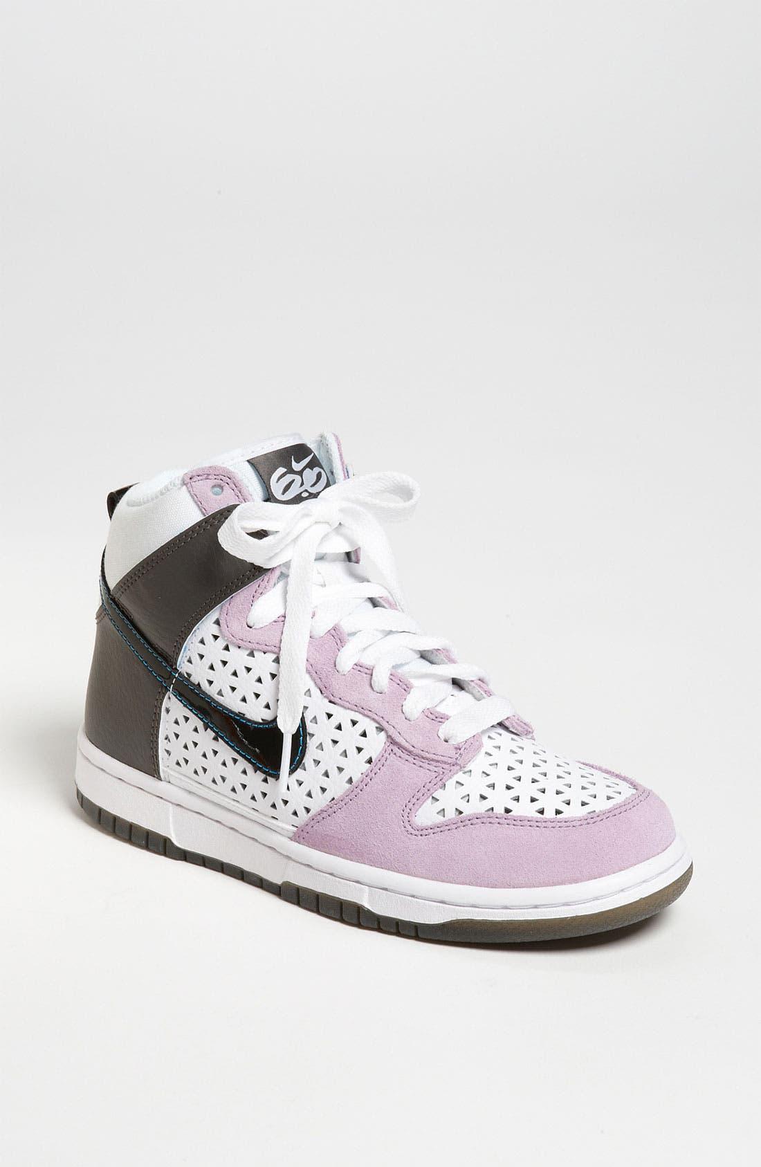 Main Image - Nike 'Dunk Hi 6.0' Sneaker (Women) (Exclusive)