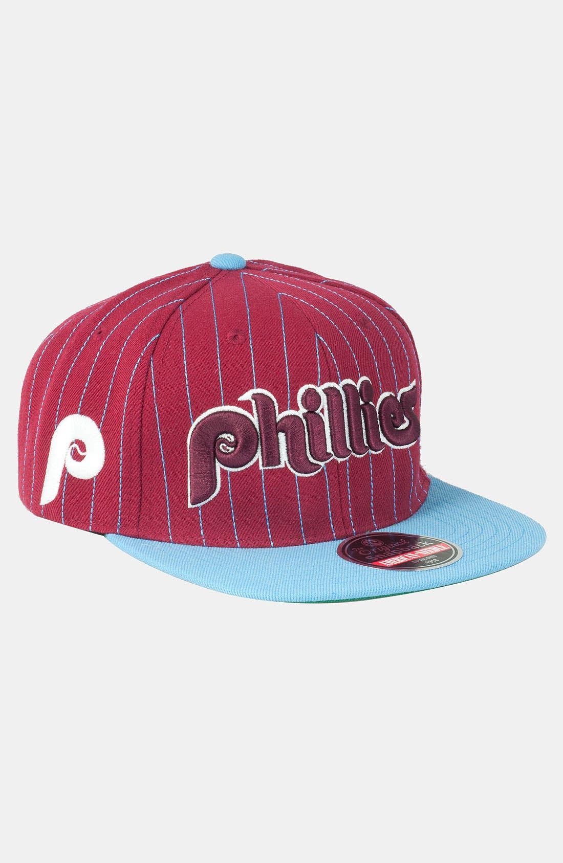 Main Image - American Needle 'Phillies' Snapback Baseball Cap