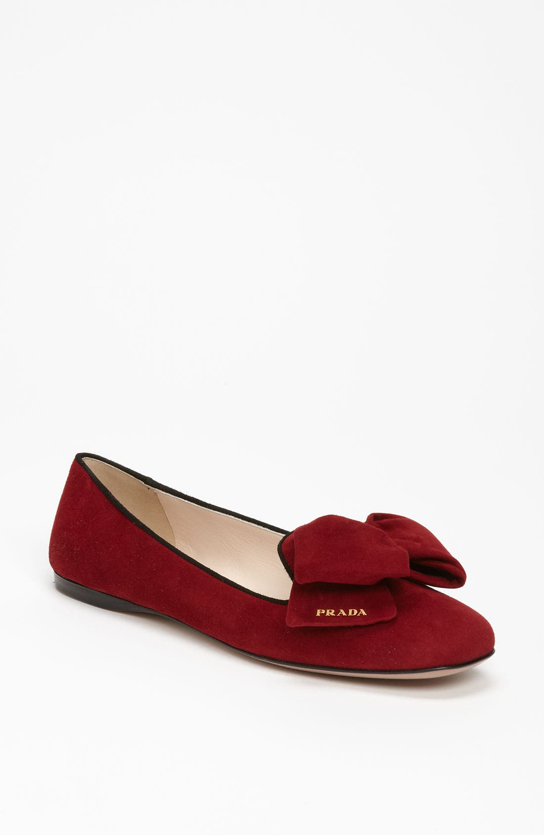 Alternate Image 1 Selected - Prada Bow Slipper