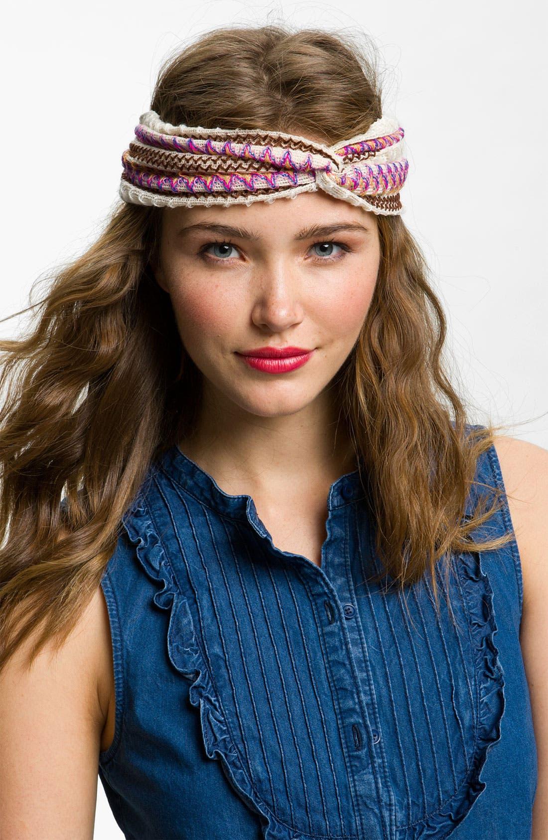 Alternate Image 1 Selected - Lulu Crochet Headband