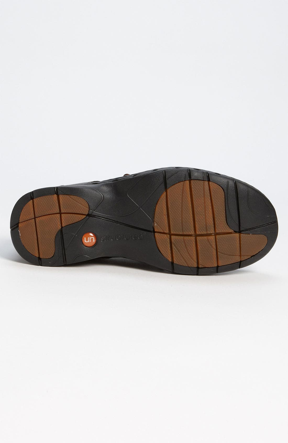 'Un Ravel' Oxford (Online Only),                             Alternate thumbnail 4, color,                             Brown Leather