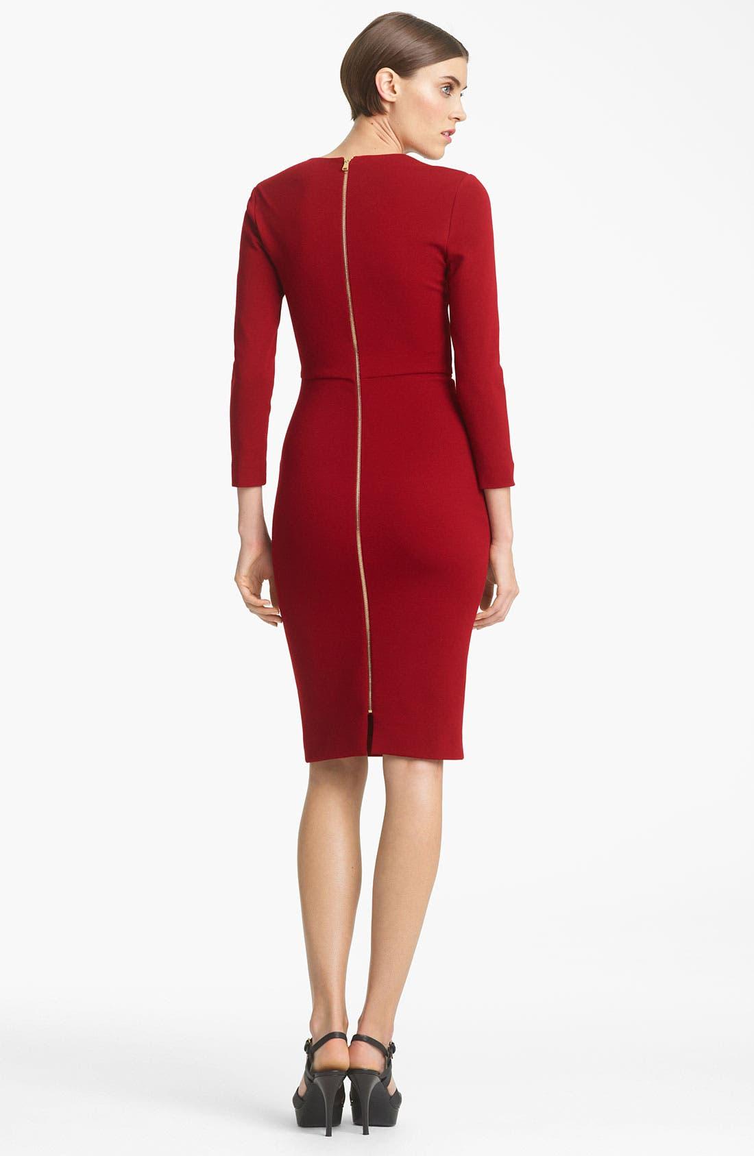Alternate Image 2  - Emilio Pucci Wrap Detail Dress