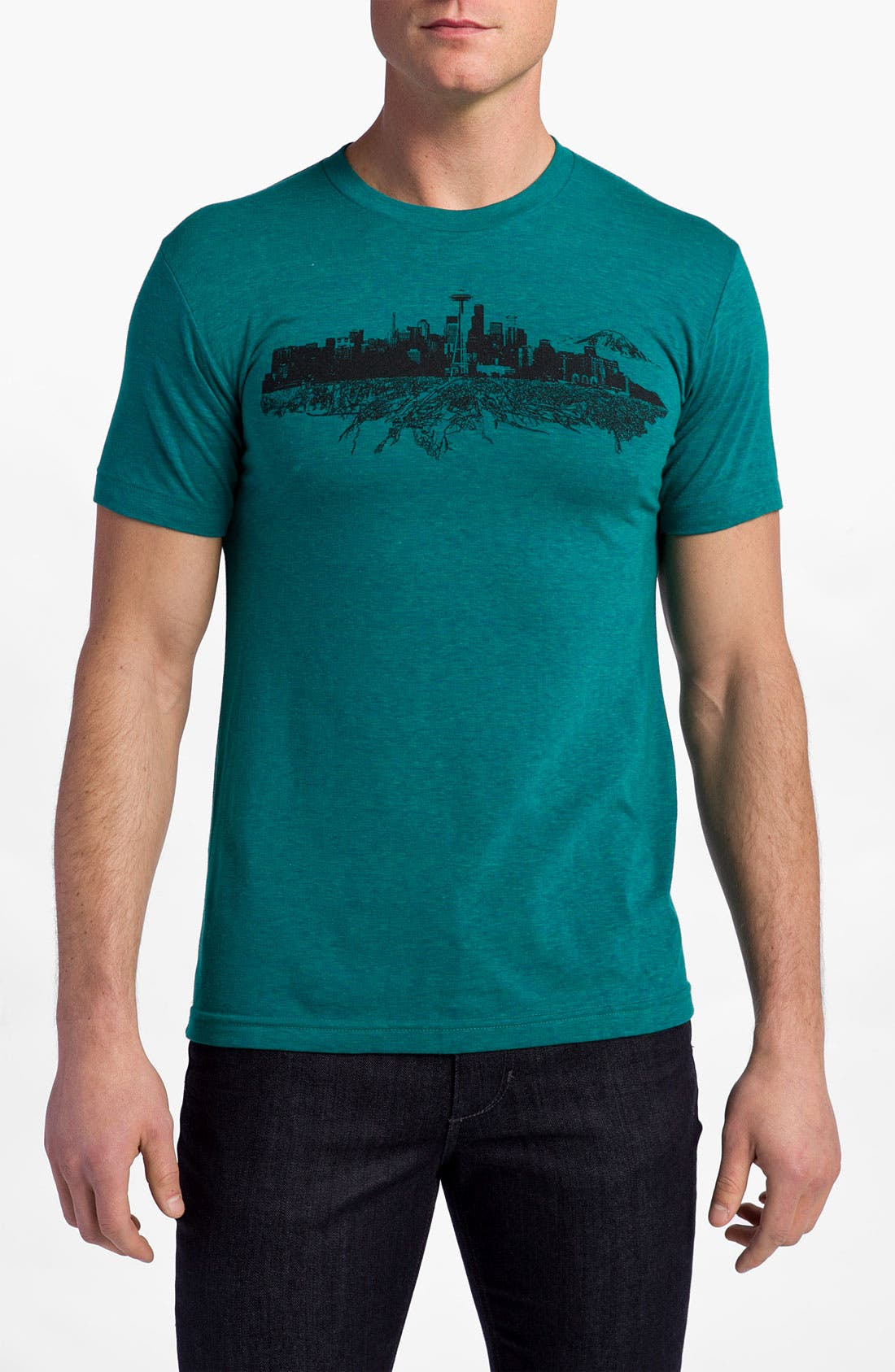 Alternate Image 1 Selected - Casual Industrees 'Seattle' T-Shirt