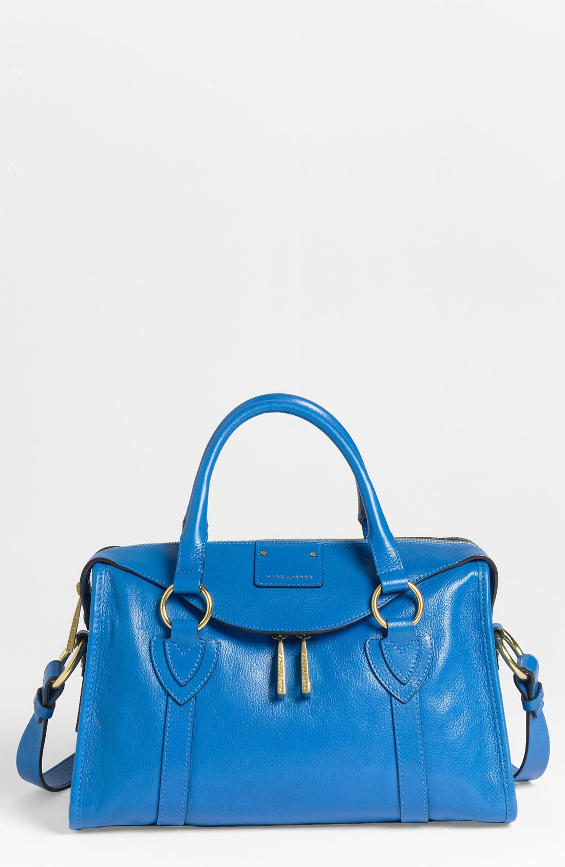 Alternate Image 1 Selected - MARC JACOBS 'Wellington - Small Fulton' Leather Satchel