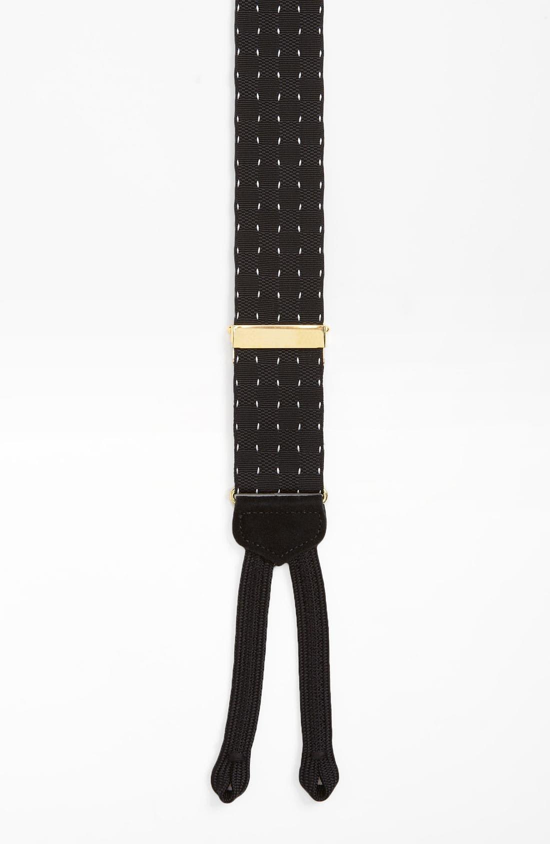 Alternate Image 1 Selected - Trafalgar Formal Pin Dot Suspenders