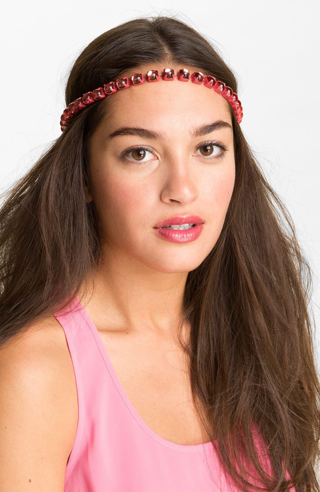 Main Image - Tasha 'Marble Chain' Head Wrap