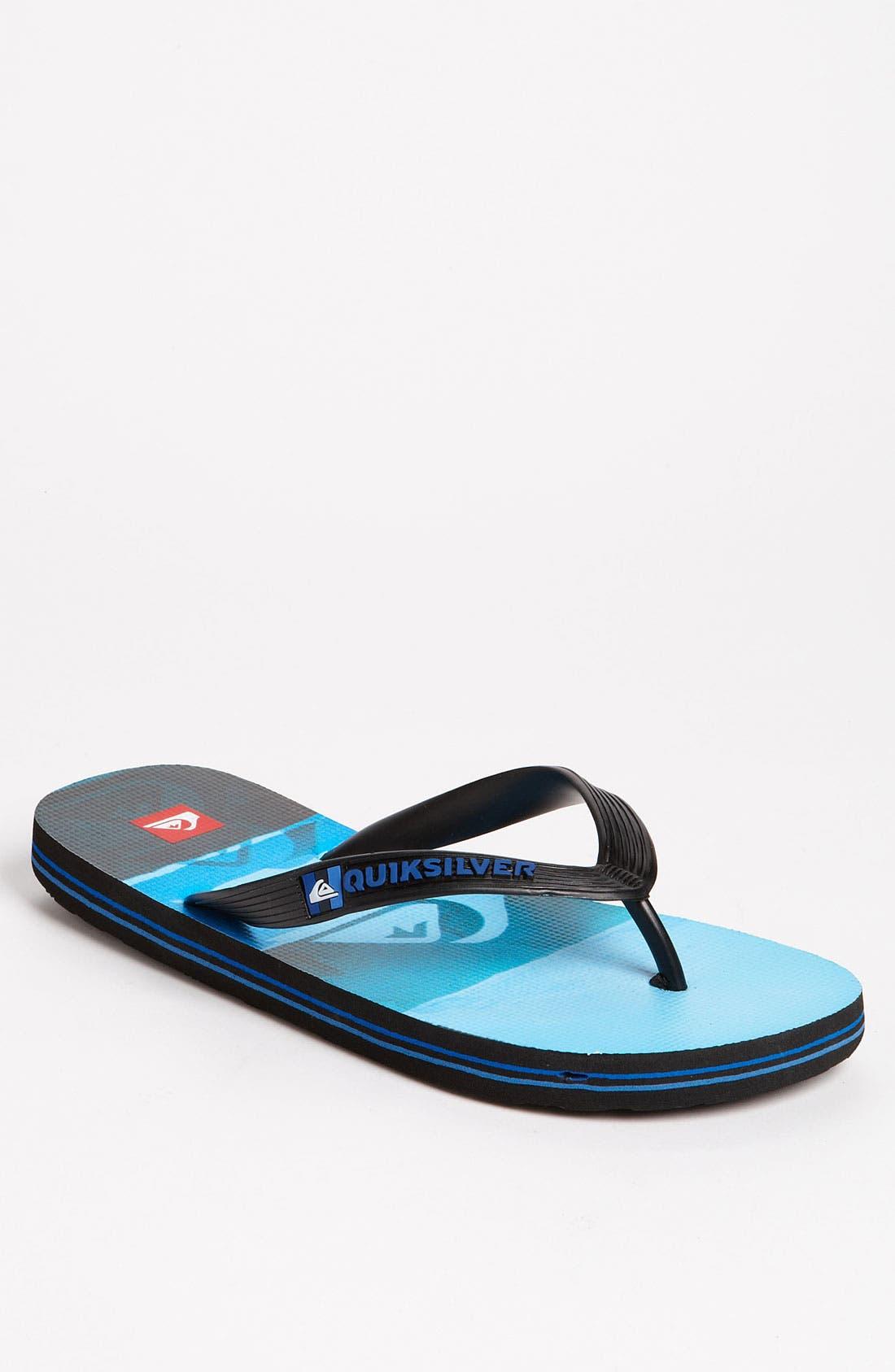 Main Image - Quiksilver 'Molokai' Flip Flop