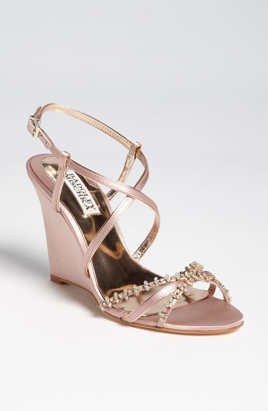 Main Image - Badgley Mischka 'Gisele' Sandal