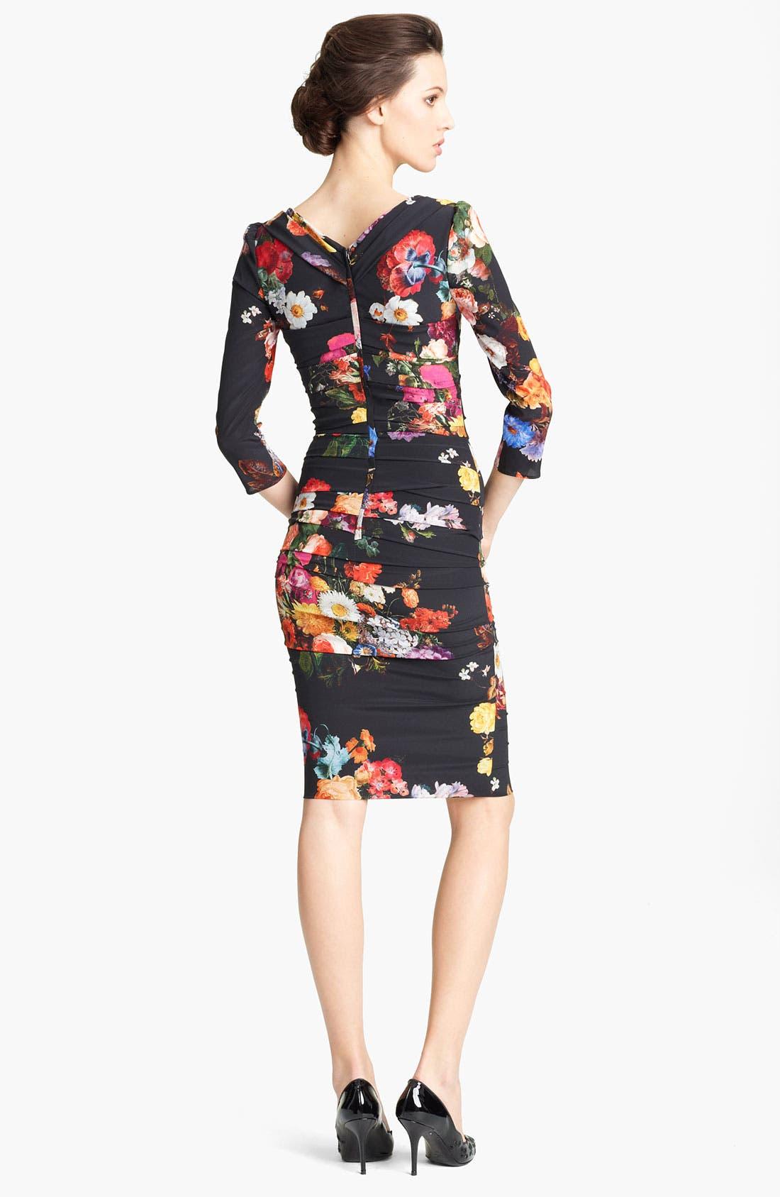Alternate Image 2  - Dolce&Gabbana Wrap Detail Dress