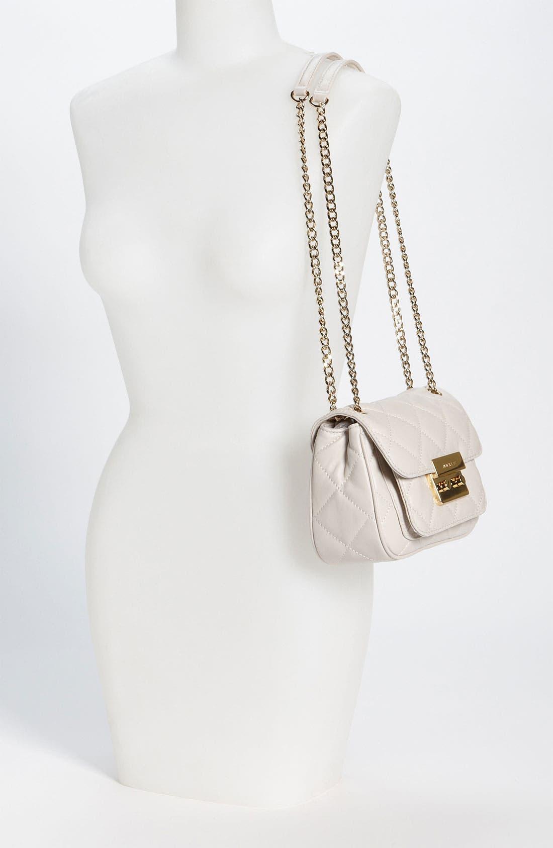 Alternate Image 2  - MICHAEL Michael Kors 'Sloan - Small' Quilted Shoulder Bag