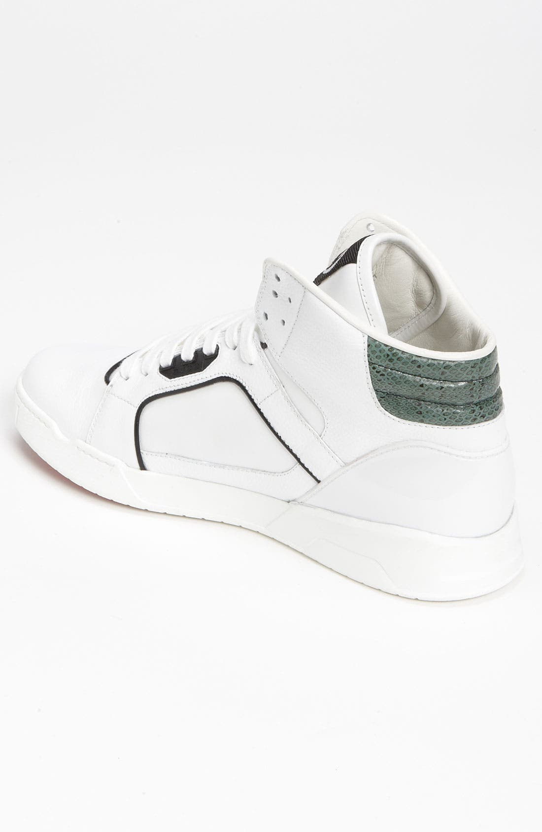 Alternate Image 2  - Gucci 'Rebound' Mid High Top Sneaker