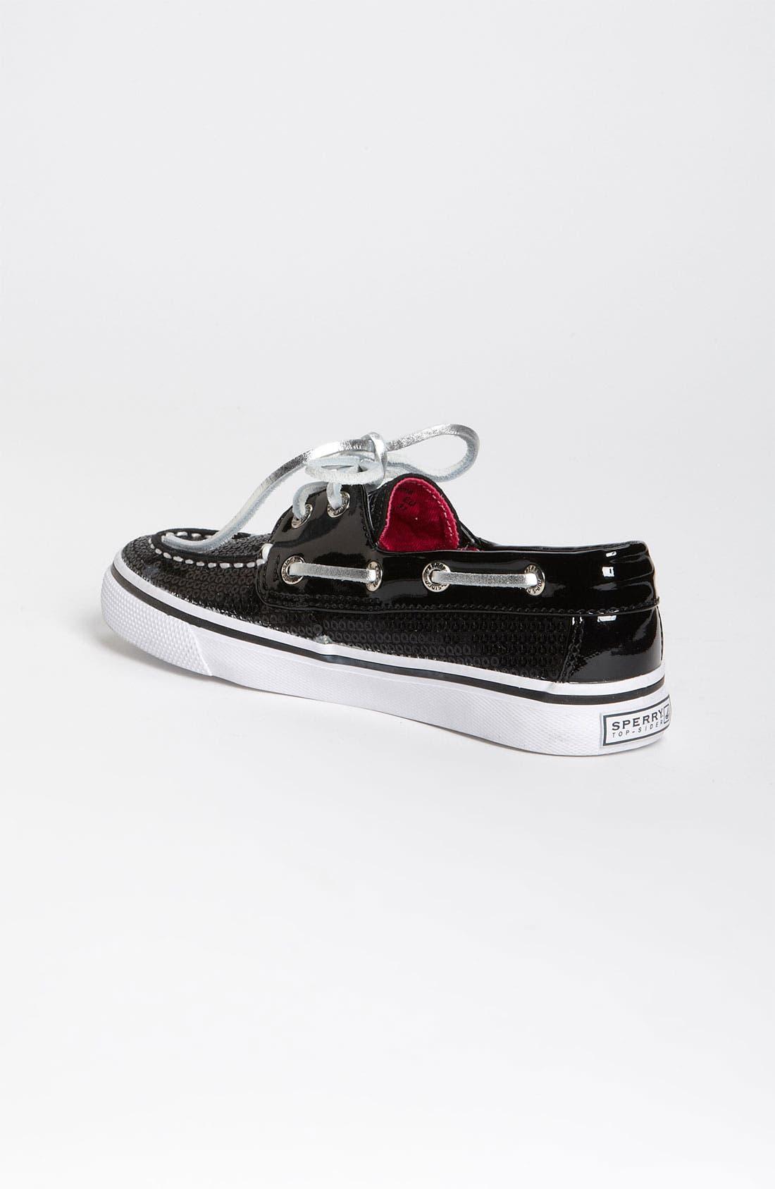Alternate Image 2  - Sperry Top-Sider® Kids 'Bahama' Boat Shoe (Walker, Toddler, Little Kid, Big Kid)
