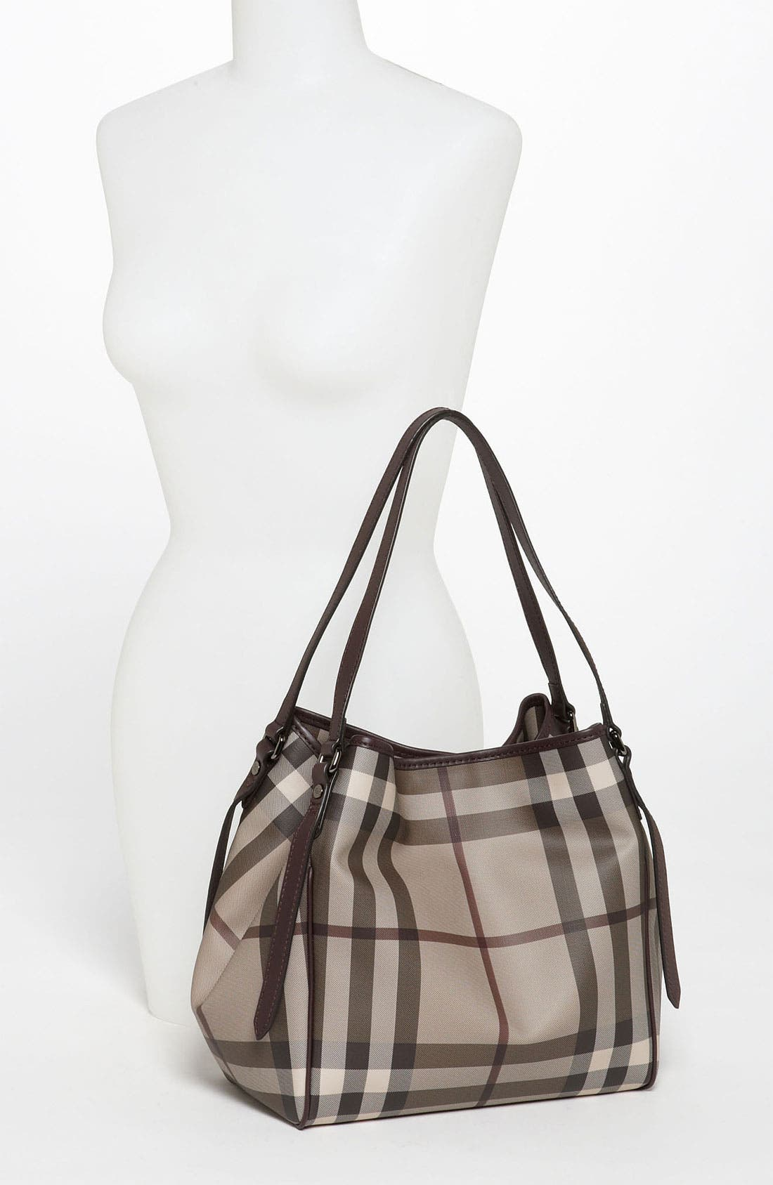 Alternate Image 2  - Burberry 'Smoked Check' Tote