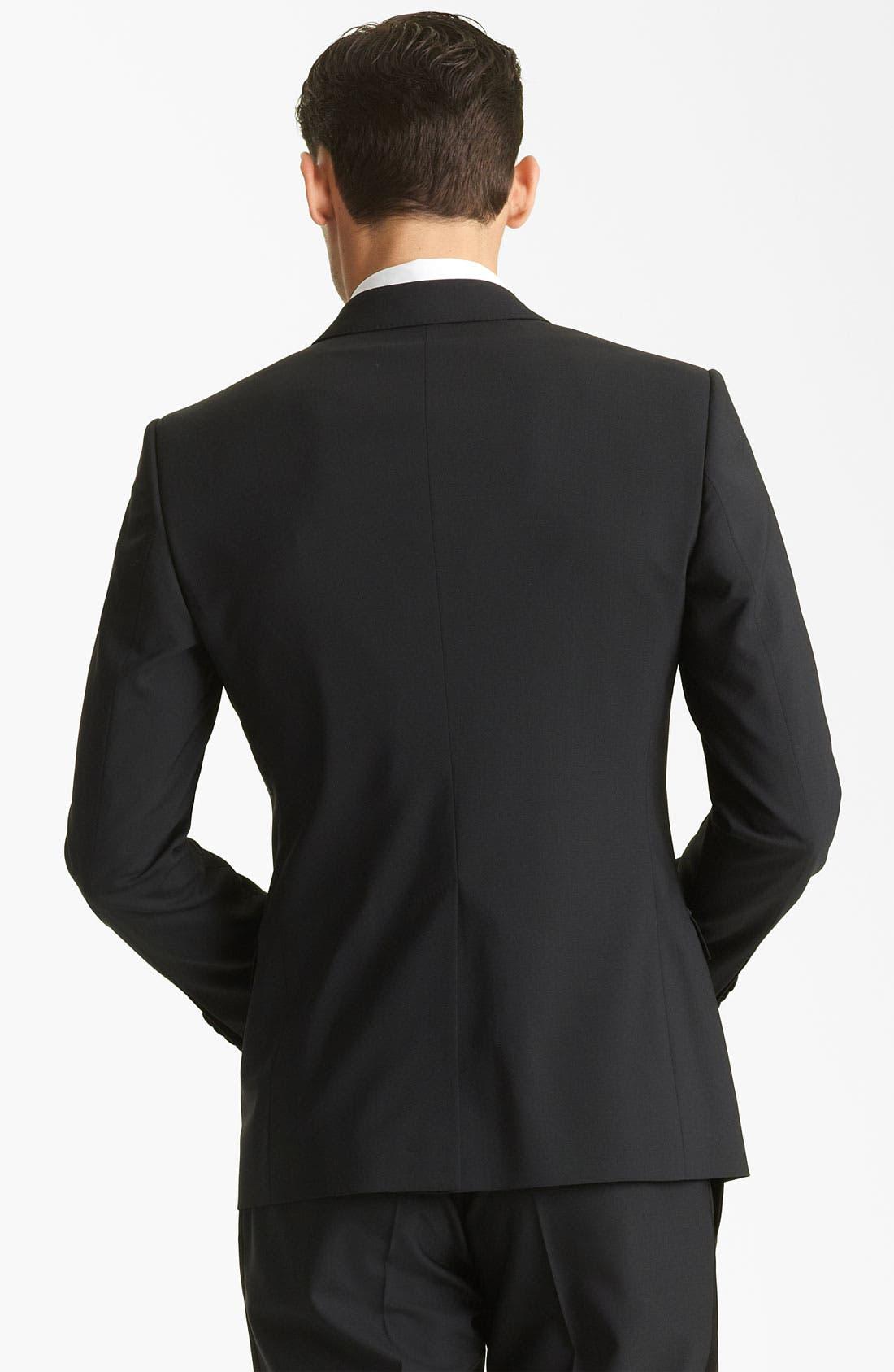 Alternate Image 4  - Dolce&Gabbana Velvet Trimmed Designer Tuxedo