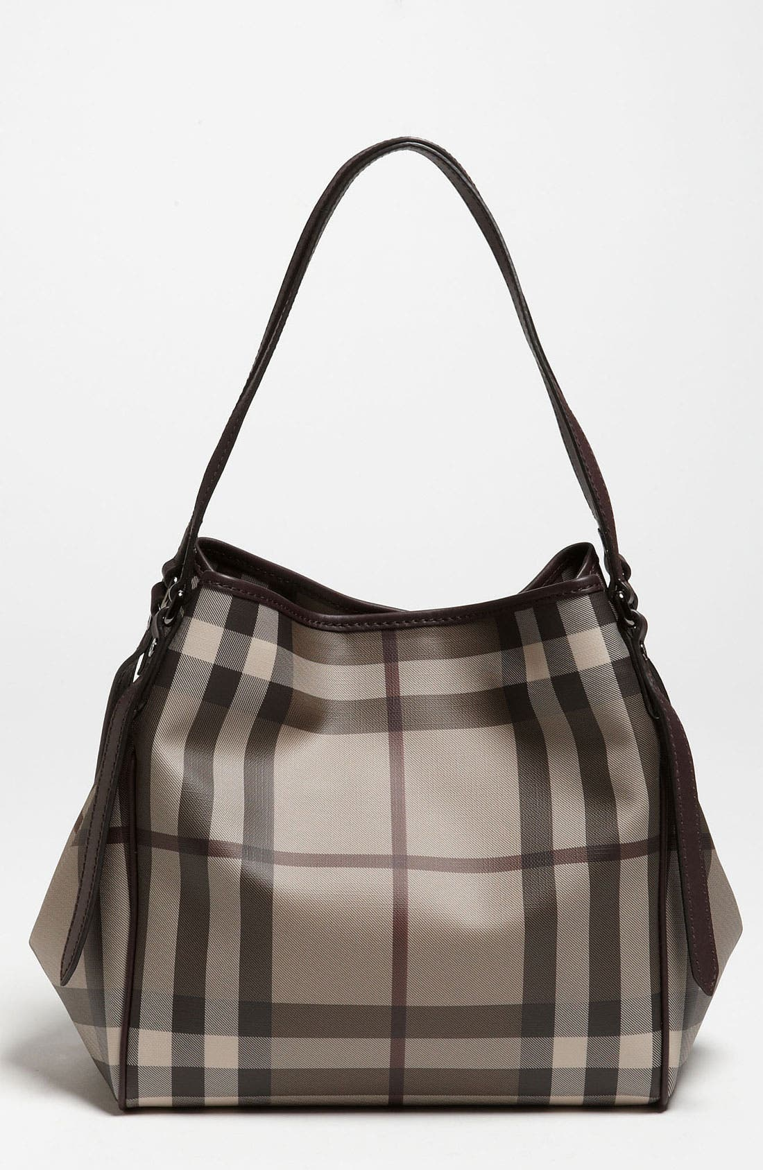 Alternate Image 1 Selected - Burberry 'Smoked Check' Tote