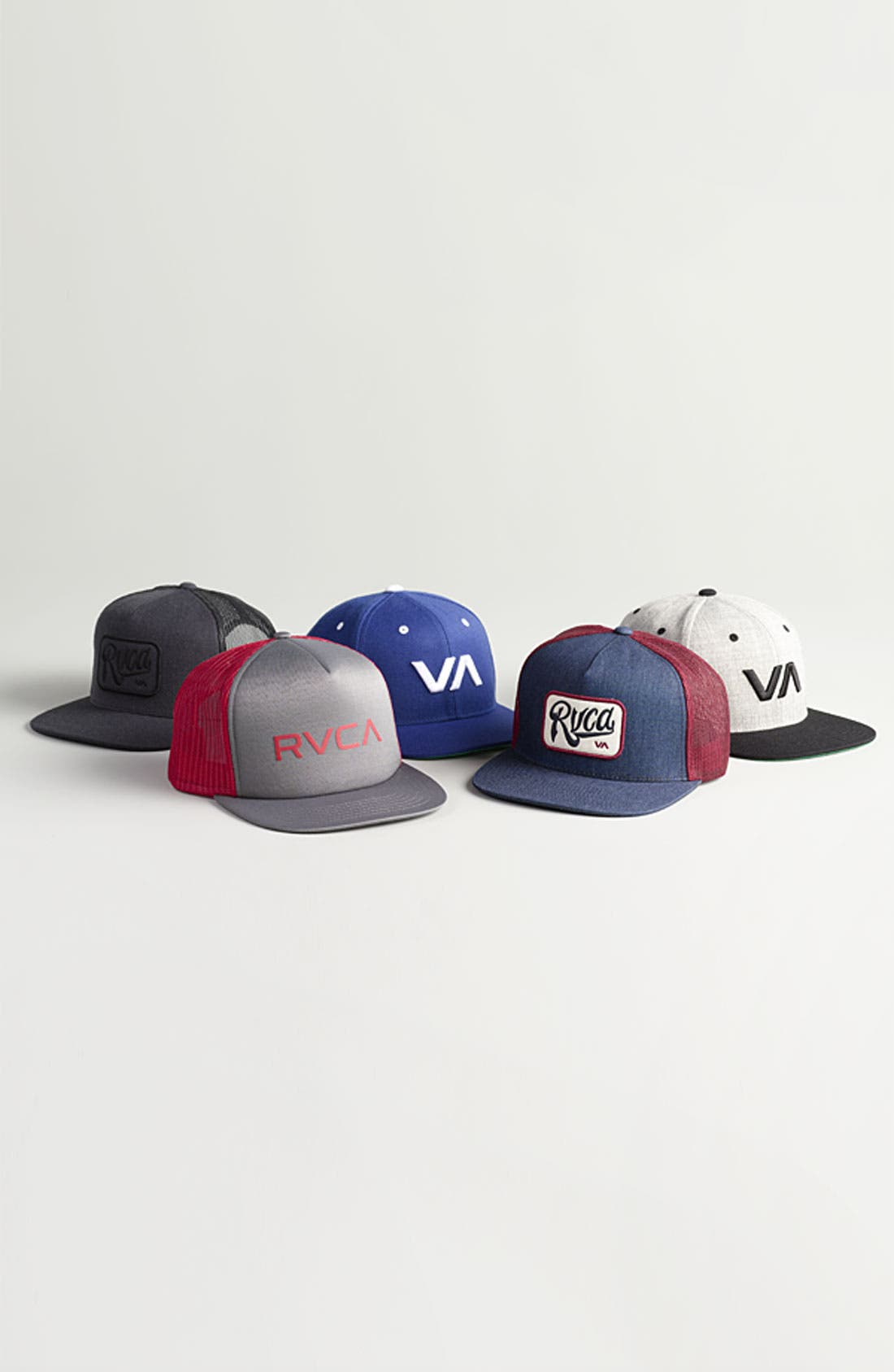 Alternate Image 2  - RVCA 'VA Starter' Snapback Baseball Cap