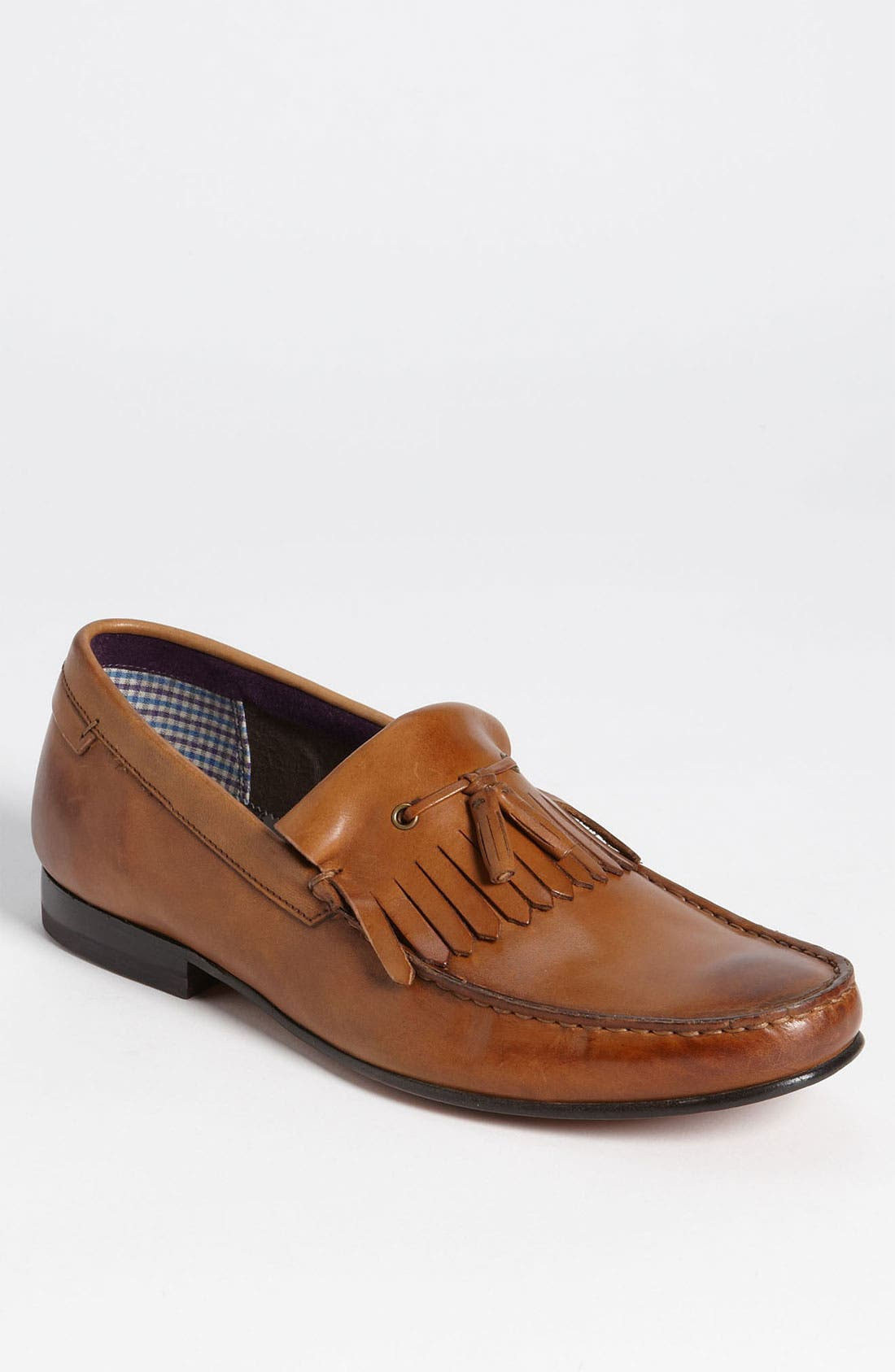 Alternate Image 1 Selected - Ted Baker London 'Tephra 3' Kiltie Loafer