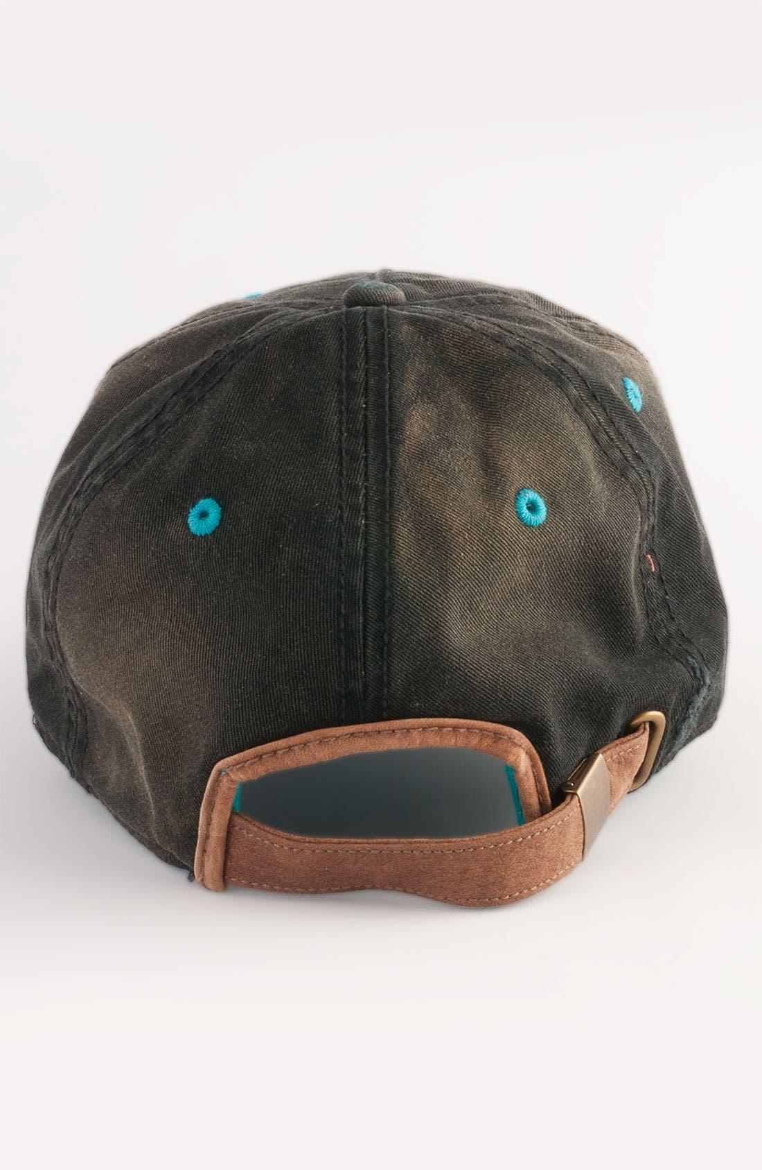 Alternate Image 2  - American Needle 'Marlins' Baseball Cap